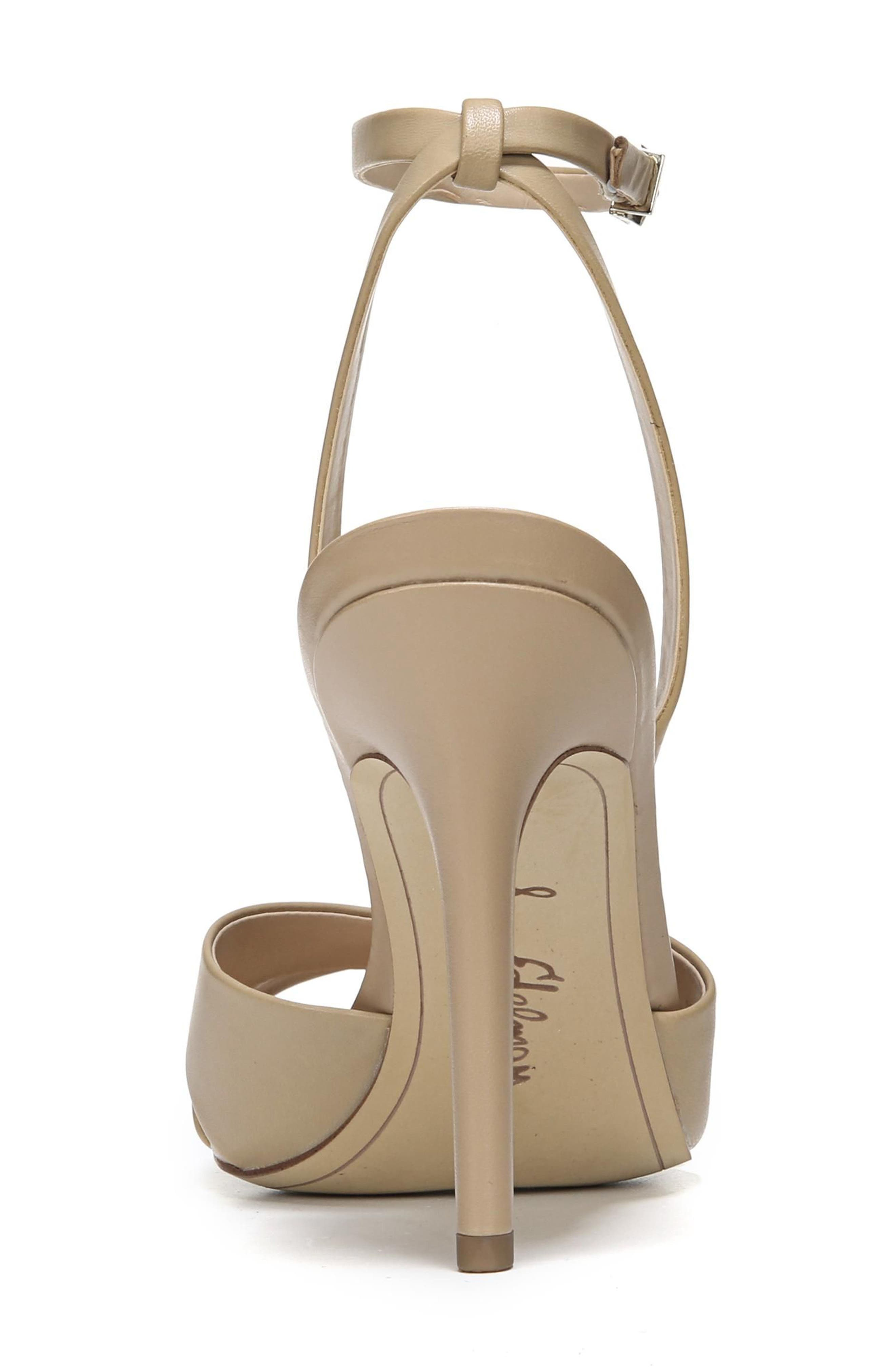 Aly Ankle Strap Sandal,                             Alternate thumbnail 38, color,