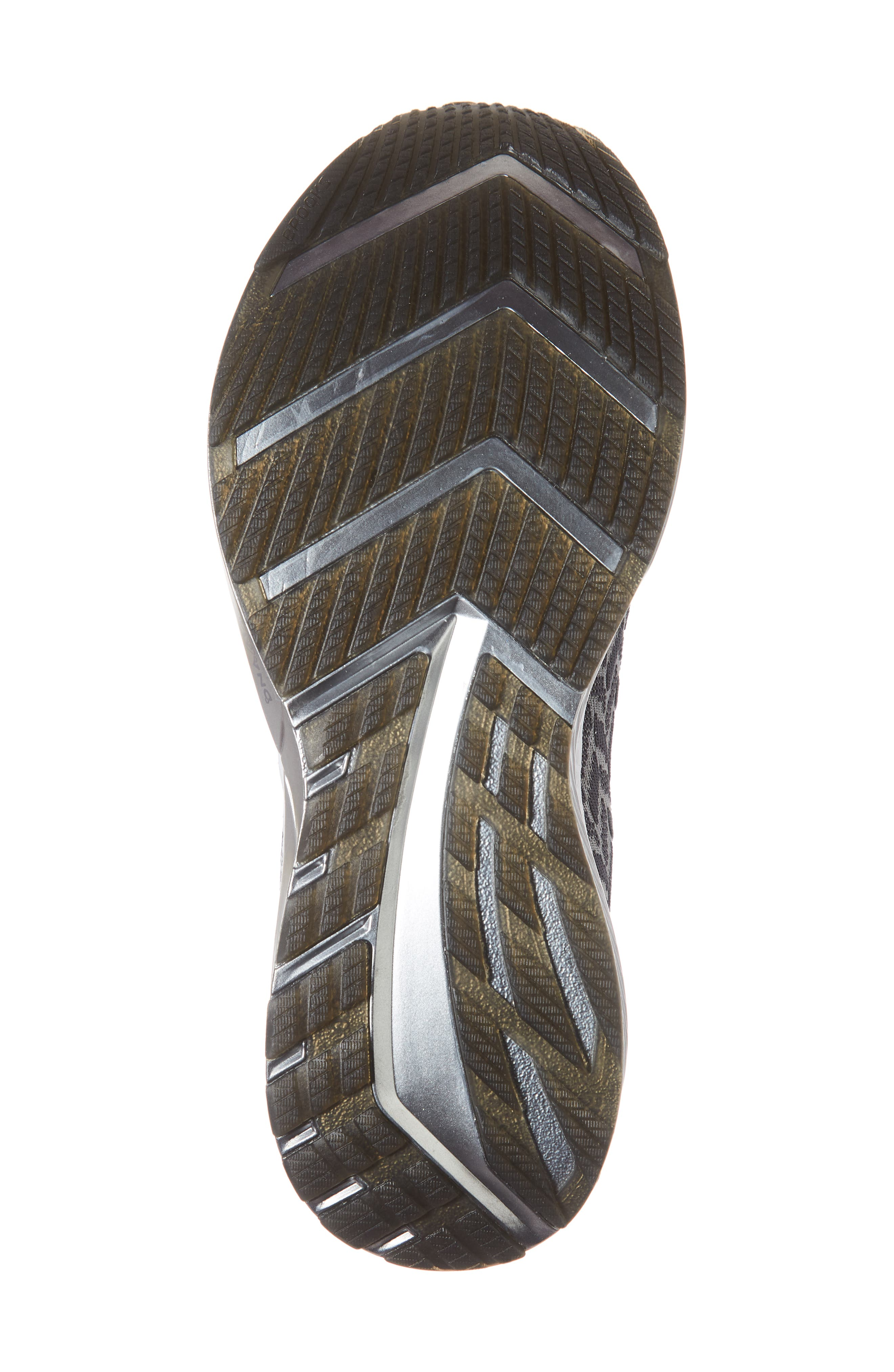 Bedlam Running Shoe,                             Alternate thumbnail 6, color,                             GREY/ WHITE/ EBONY