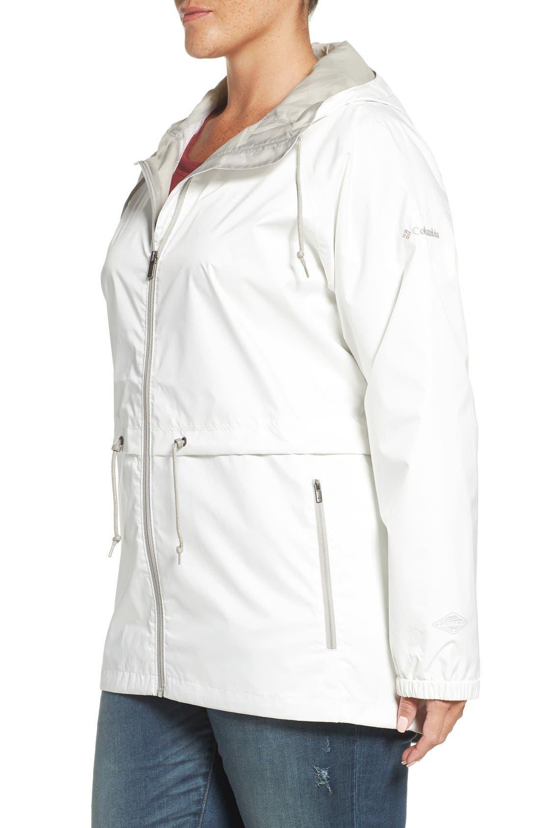 'Arcadia' Hooded Waterproof Casual Jacket,                             Alternate thumbnail 50, color,