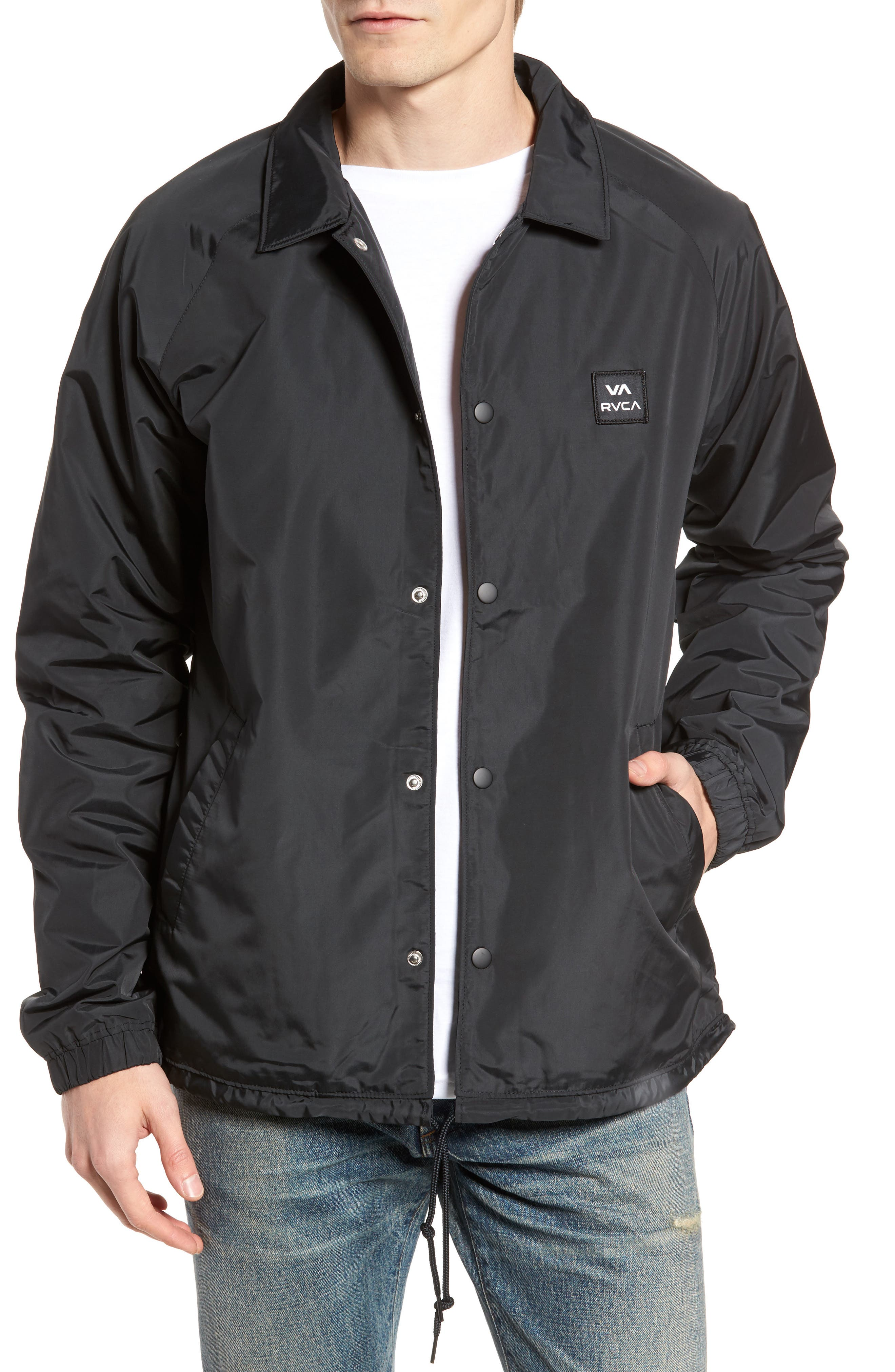 All the Way Coach's Jacket,                         Main,                         color, 001