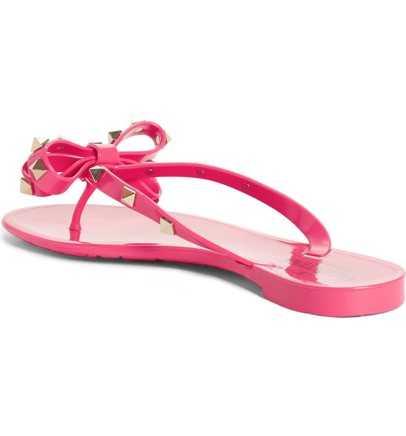 Valentino Garavani Rockstud Flip Flop Women Nordstrom Flops And Not The Sandy Beach Kind Design Technology