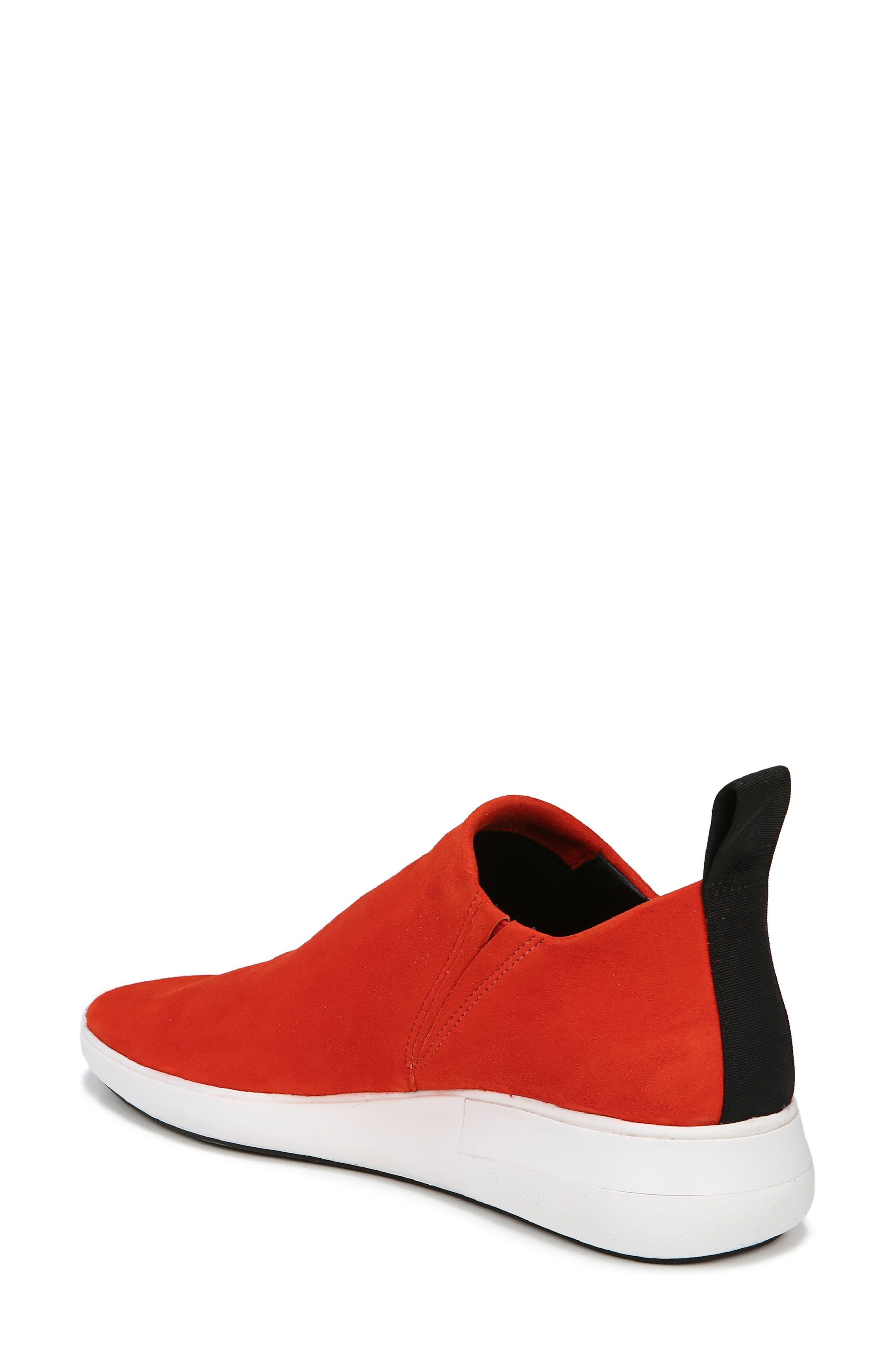 Marlow Slip-On Sneaker,                             Alternate thumbnail 2, color,                             SIENNA