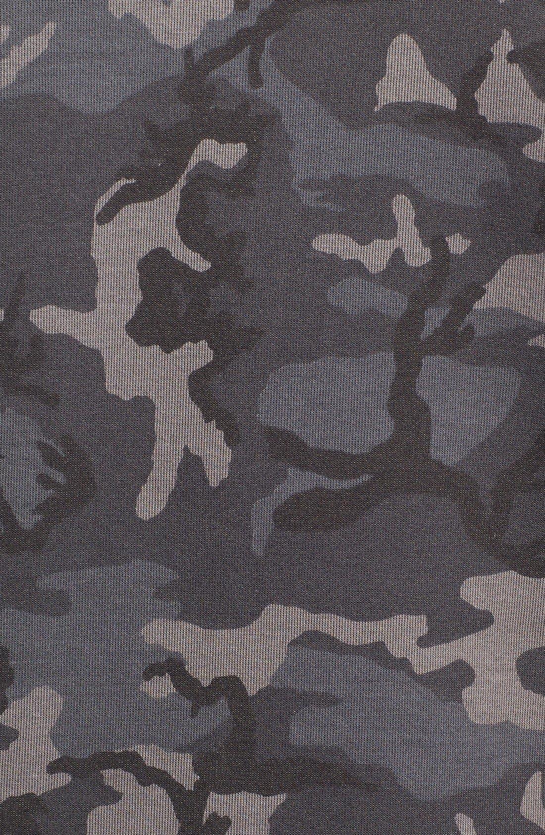 NIKE,                             'Tech Fleece Hero' Camo Full Zip Hoodie,                             Alternate thumbnail 3, color,                             233