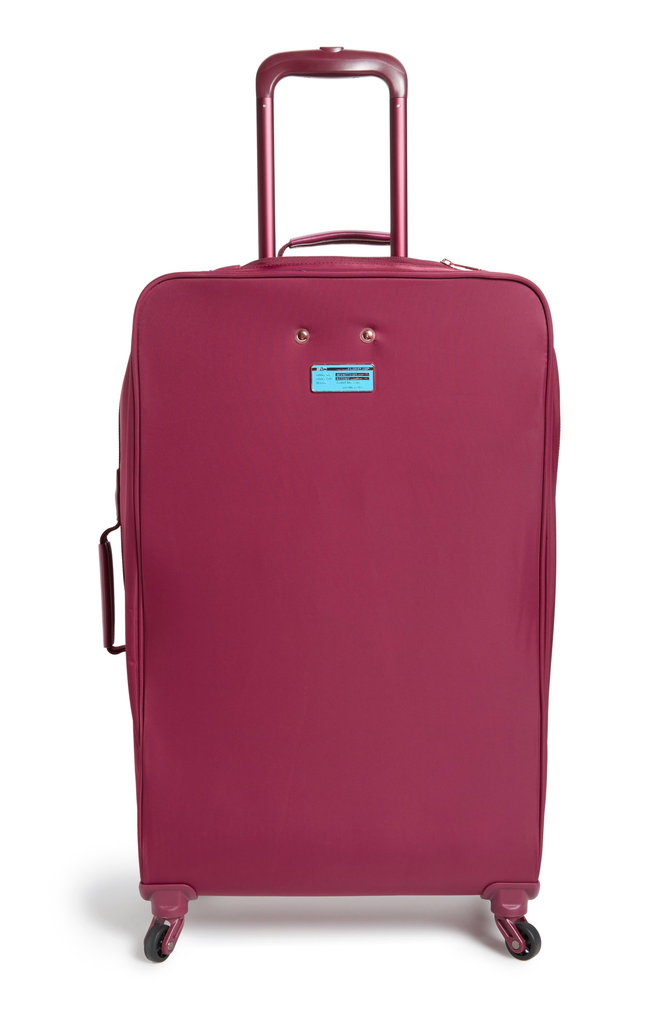 Avionette 26-Inch Rolling Suitcase,                             Alternate thumbnail 4, color,                             930