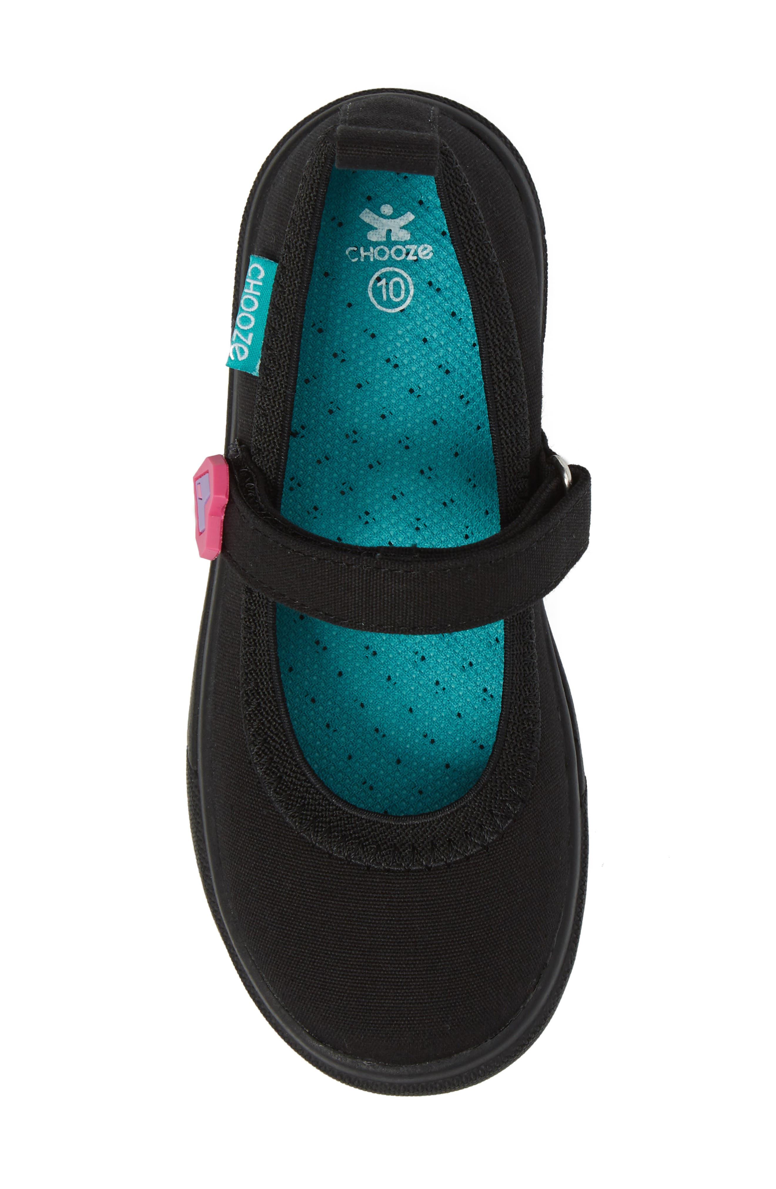 Skip Mary Jane Sneaker,                             Alternate thumbnail 5, color,                             016
