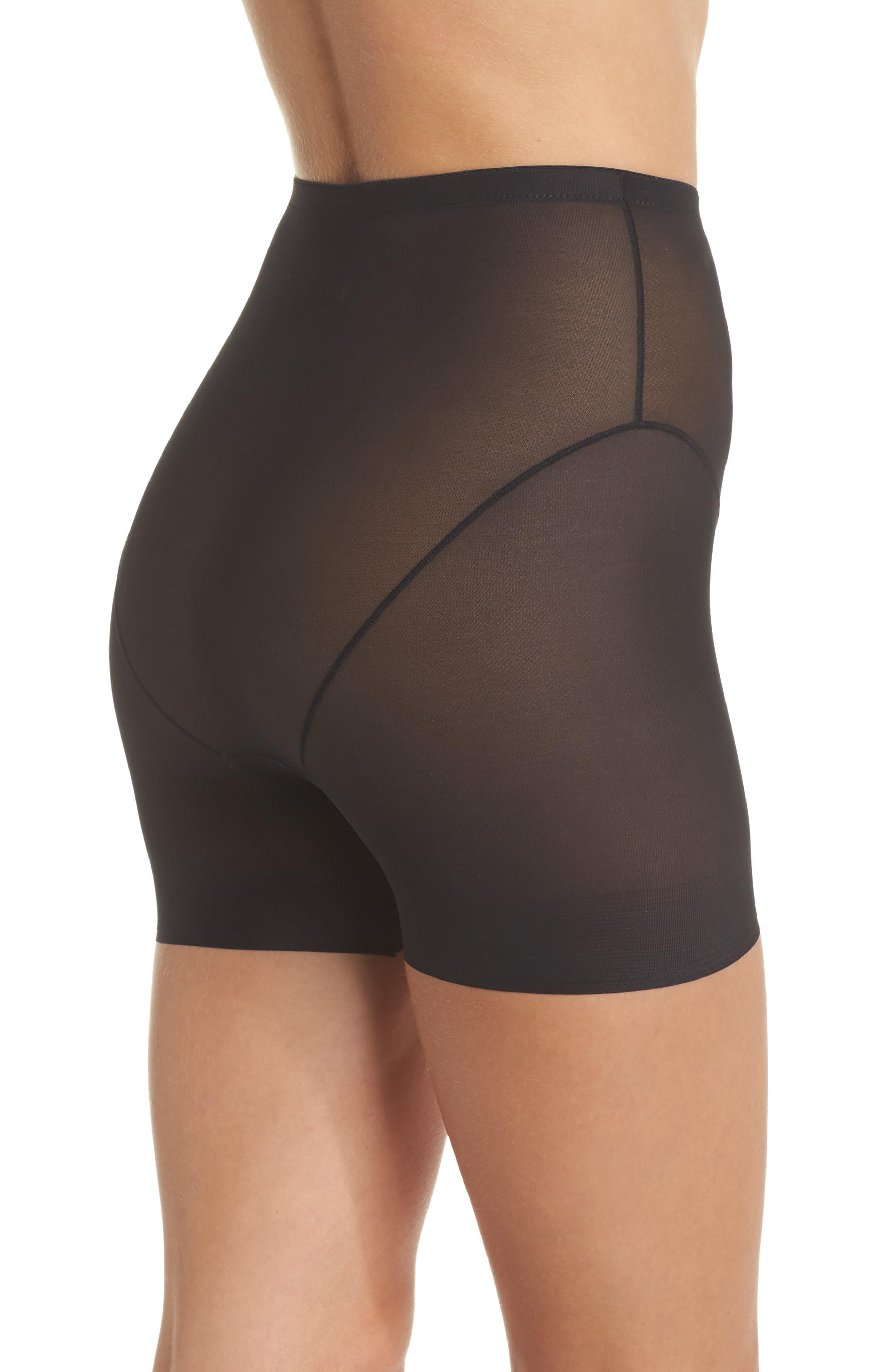 Luxury Lite Shaper Shorts,                             Alternate thumbnail 2, color,                             001