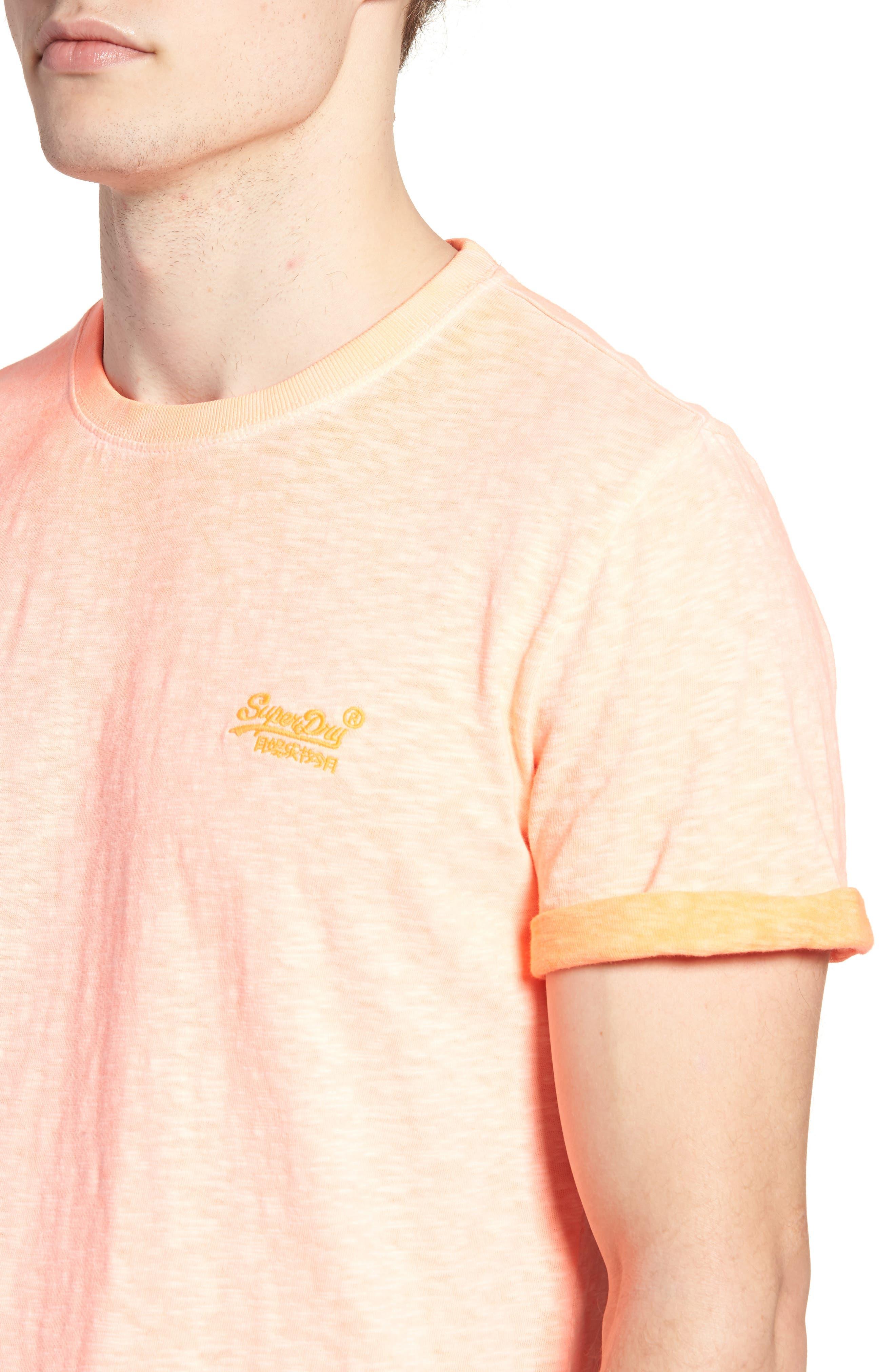 Orange Label Low Roller T-Shirt,                             Alternate thumbnail 20, color,