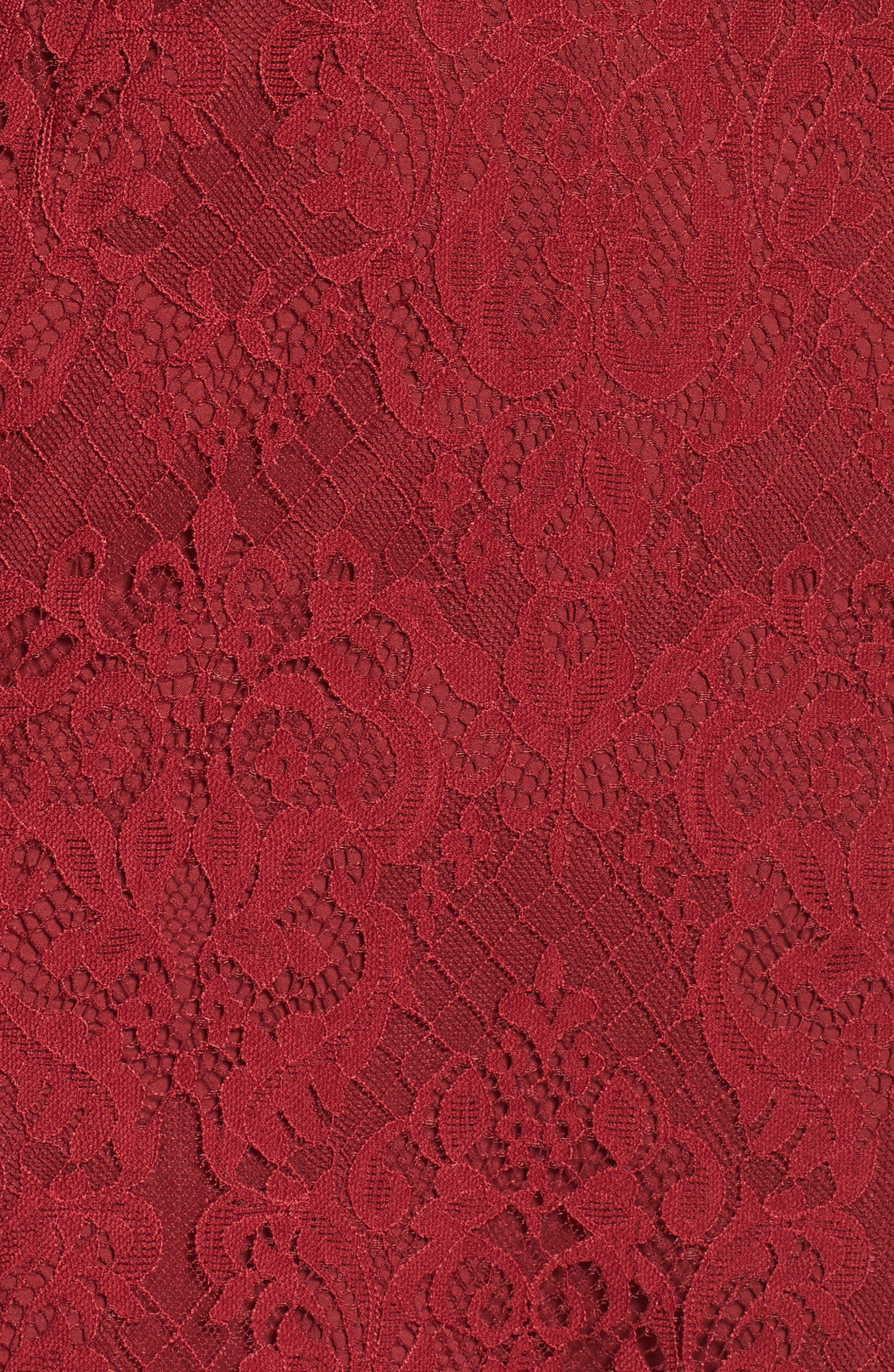 Cherie Lace Halter Sheath Dress,                             Alternate thumbnail 10, color,