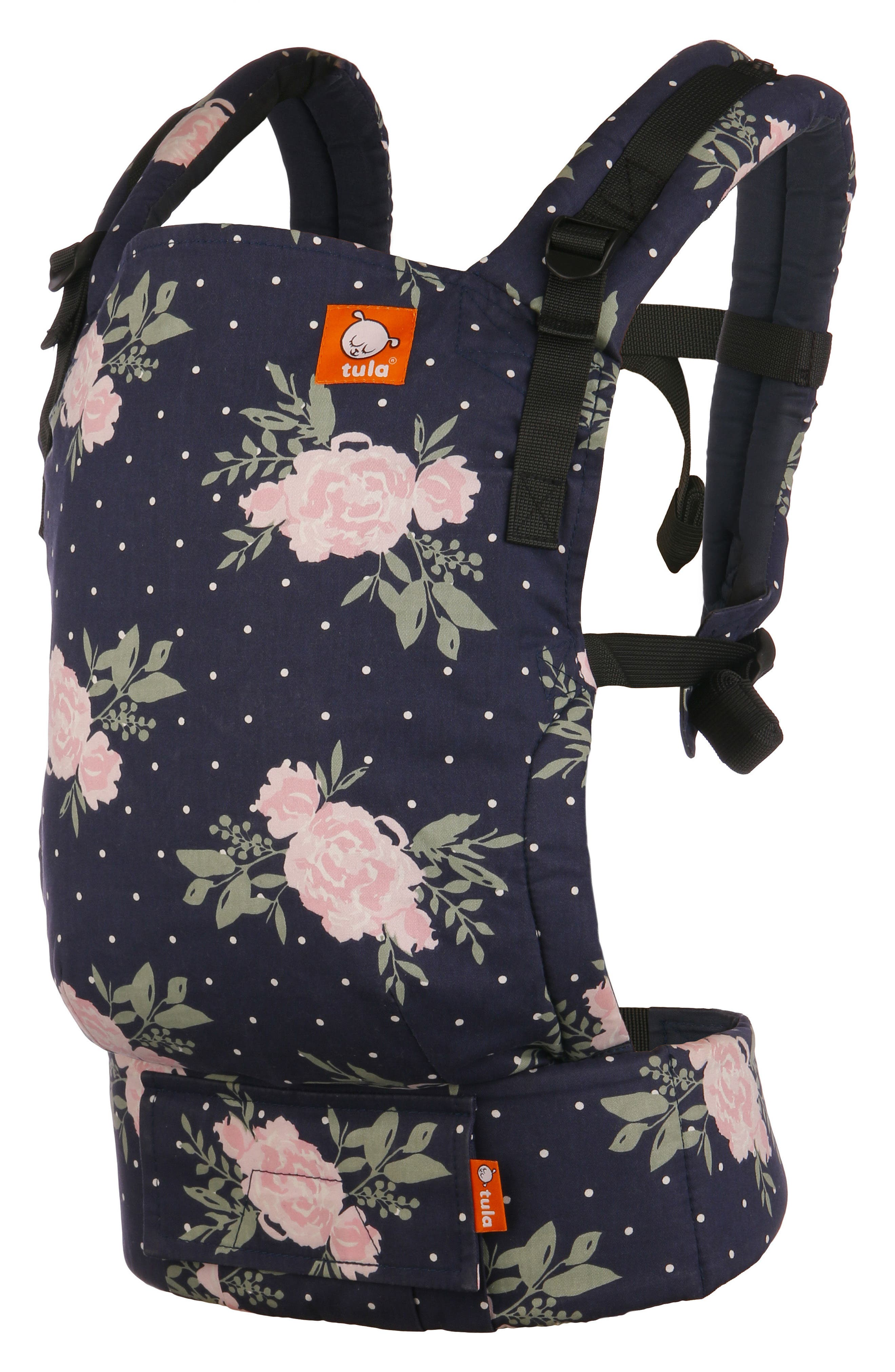 Blossom Free-to-Grow Baby Carrier,                         Main,                         color, BLOSSOM