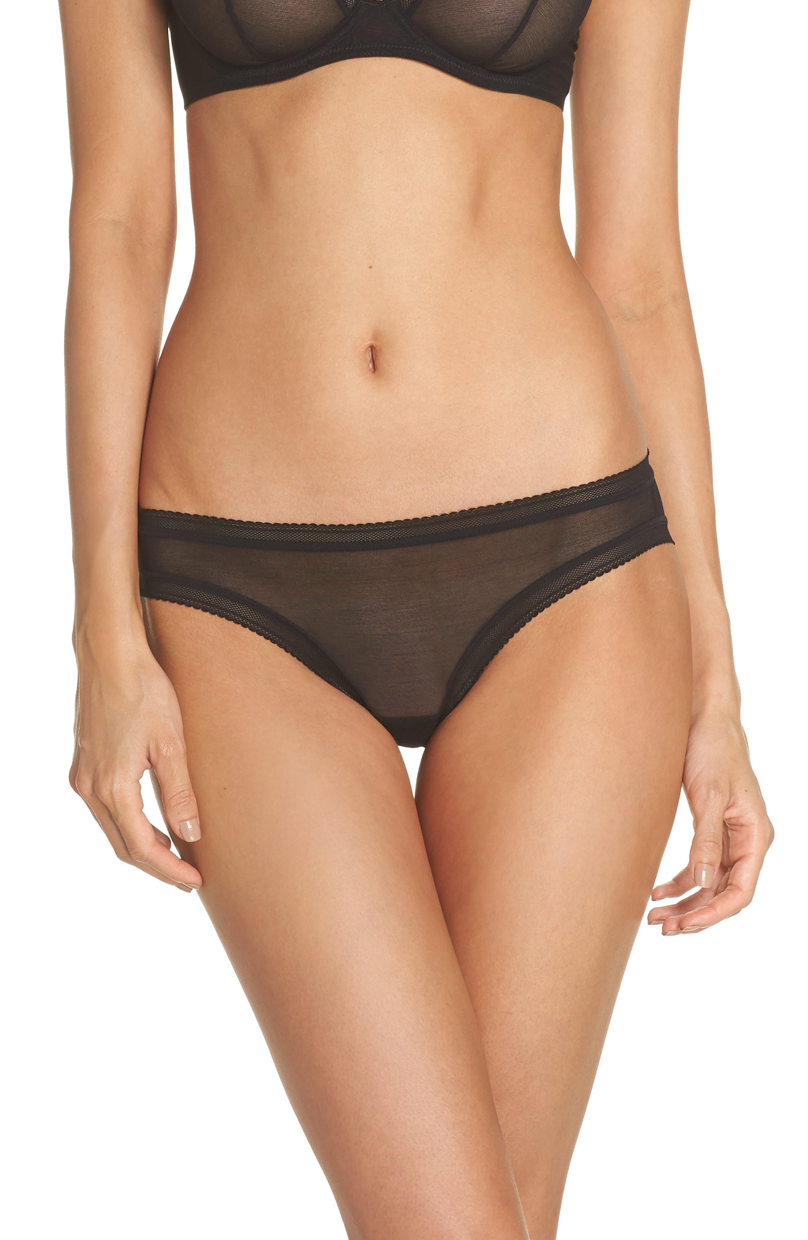 Mesh Bikini,                         Main,                         color, 001