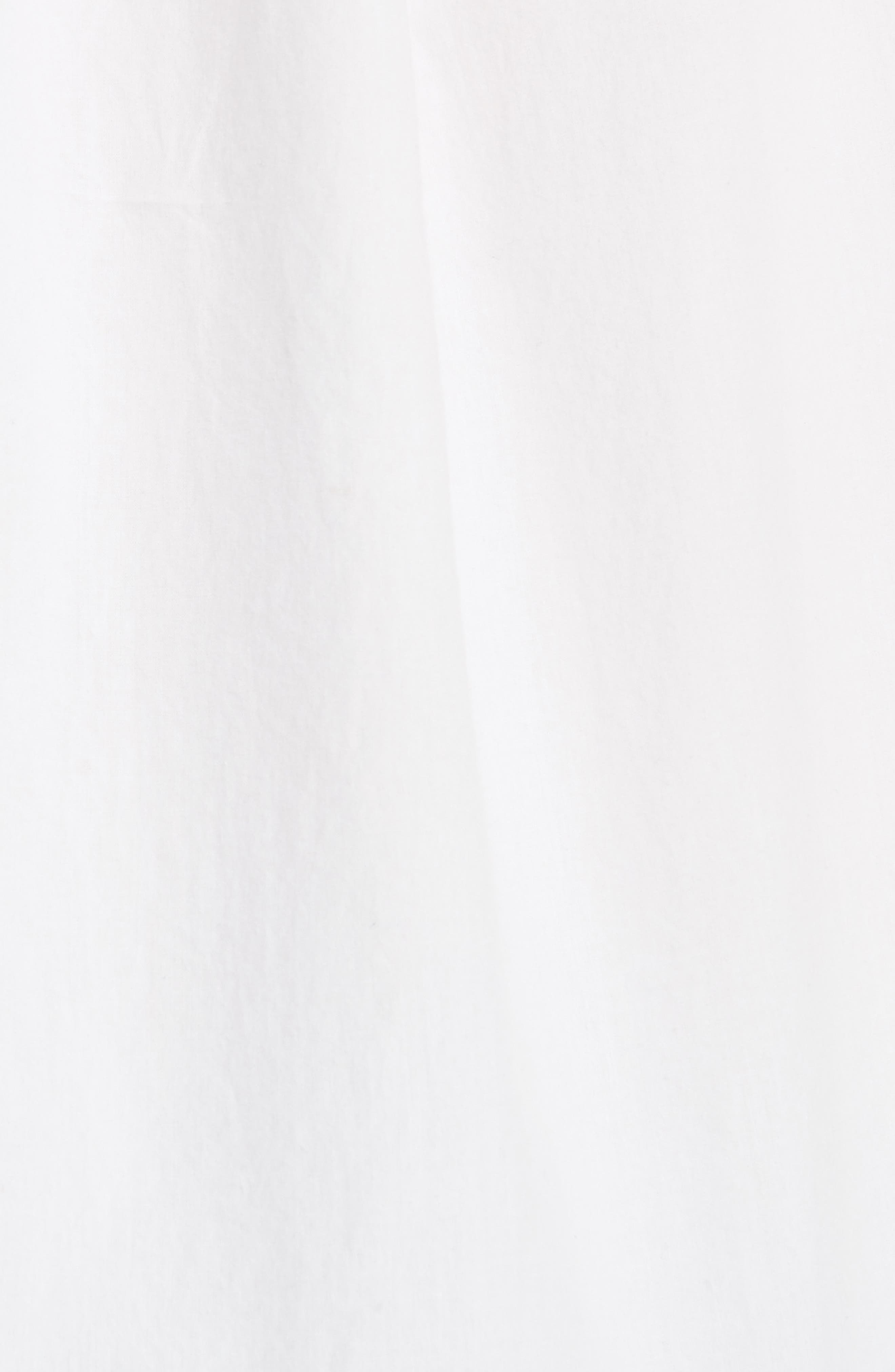 Ghada Peasant Top,                             Alternate thumbnail 5, color,                             121