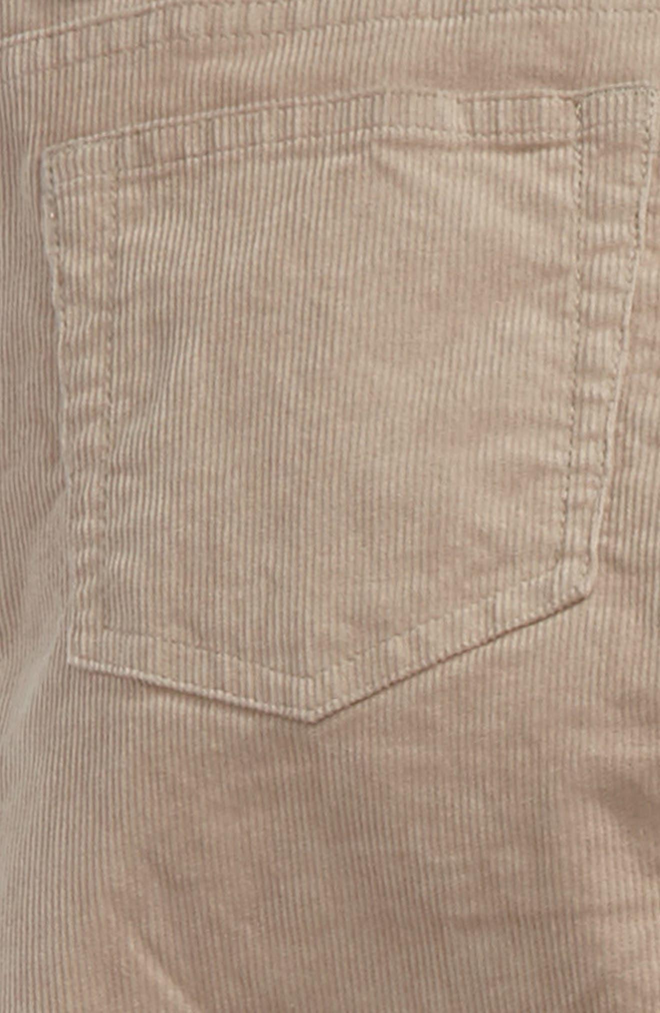 Straight Leg Corduroy Pants,                             Alternate thumbnail 11, color,