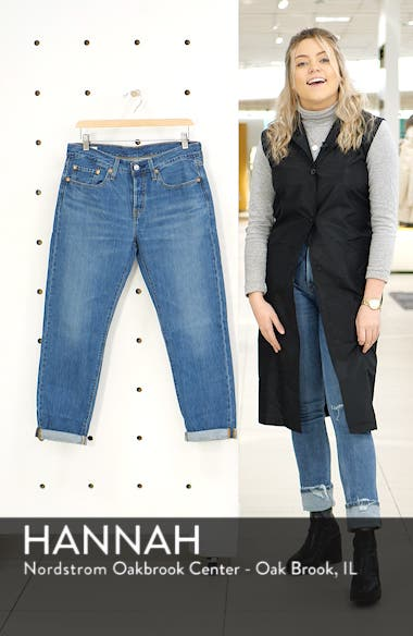 501<sup>®</sup> Ankle Taper Jeans, sales video thumbnail