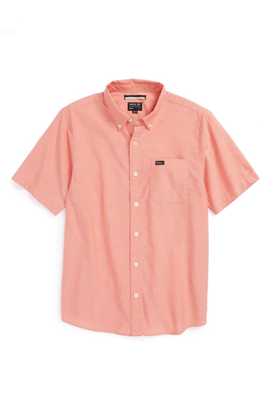 'That'll Do' Woven Shirt,                             Main thumbnail 15, color,