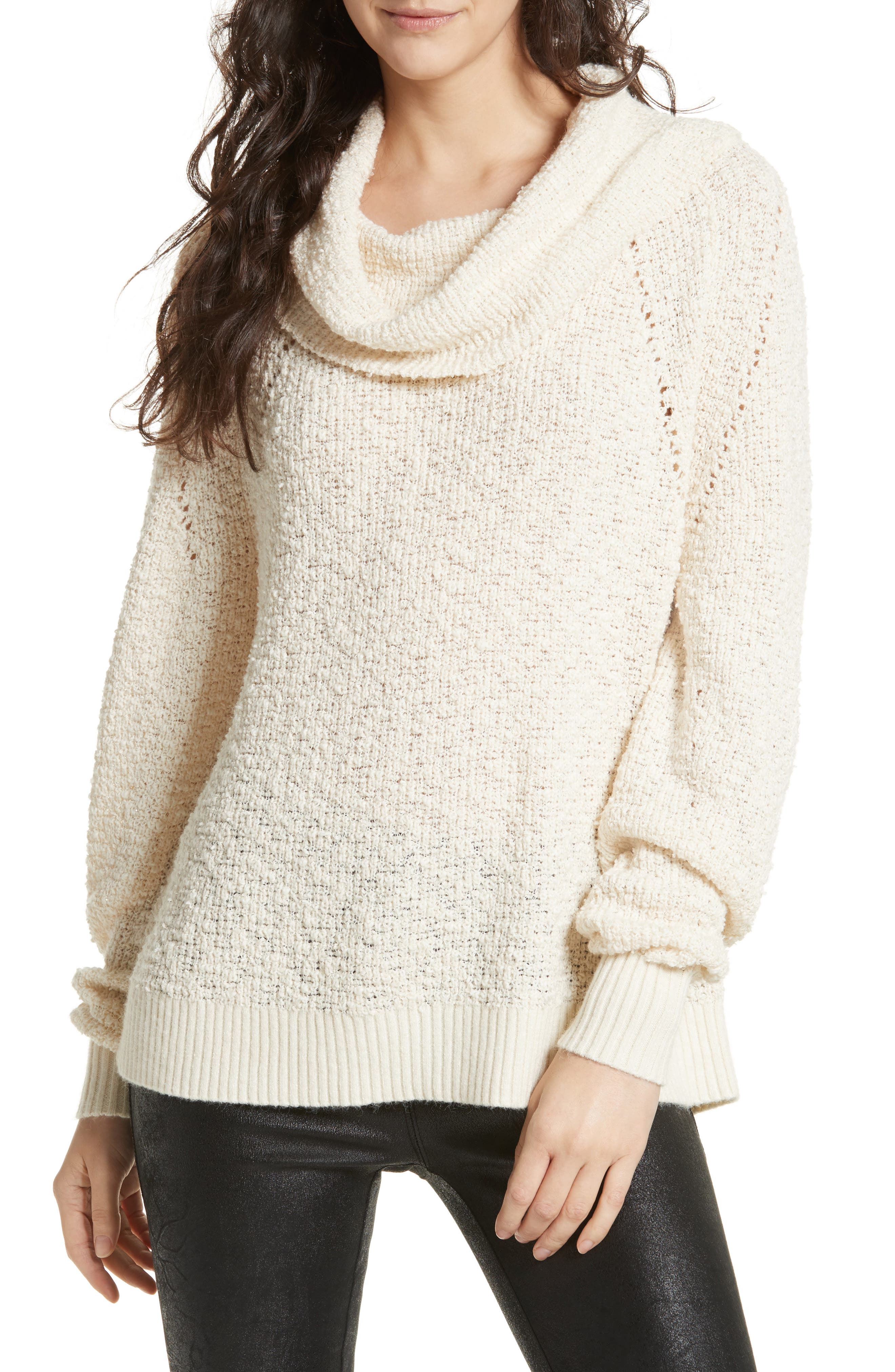 By Your Side Sweater,                         Main,                         color, IVORY
