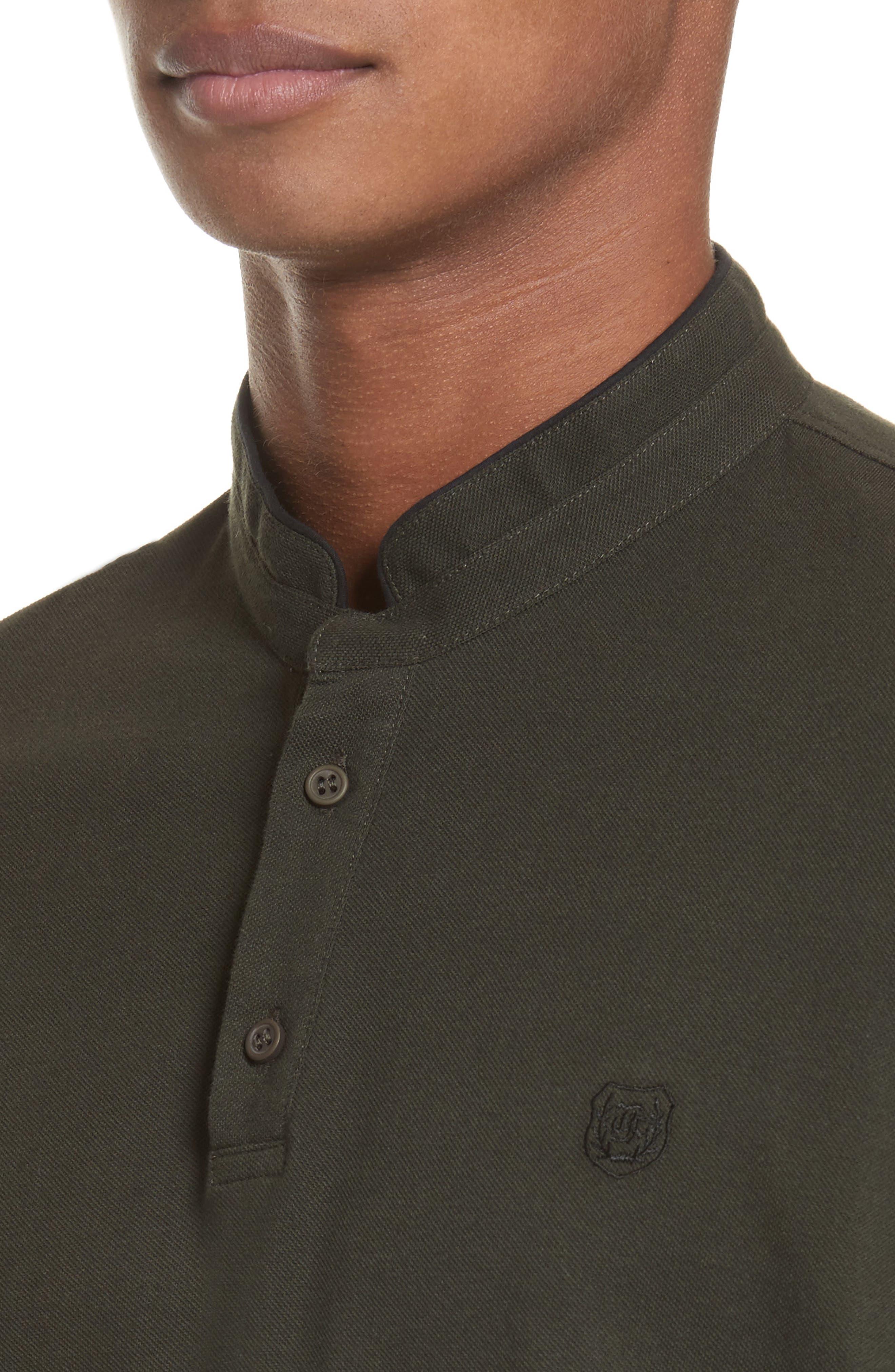 Officer Polo Shirt,                             Alternate thumbnail 4, color,                             311
