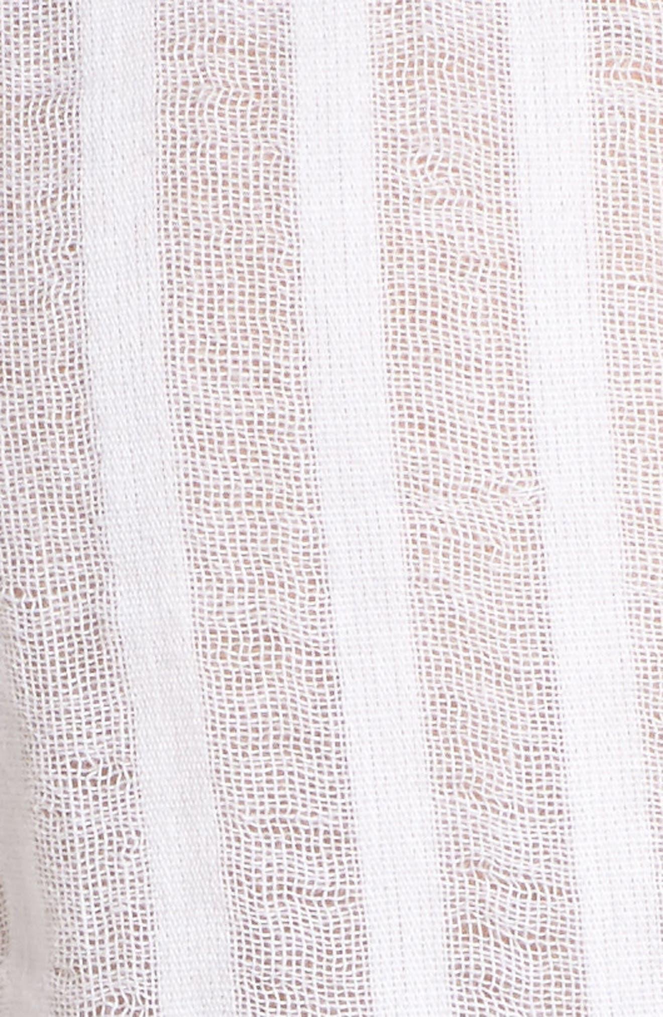 Charli Cotton Shirt,                             Alternate thumbnail 5, color,                             135