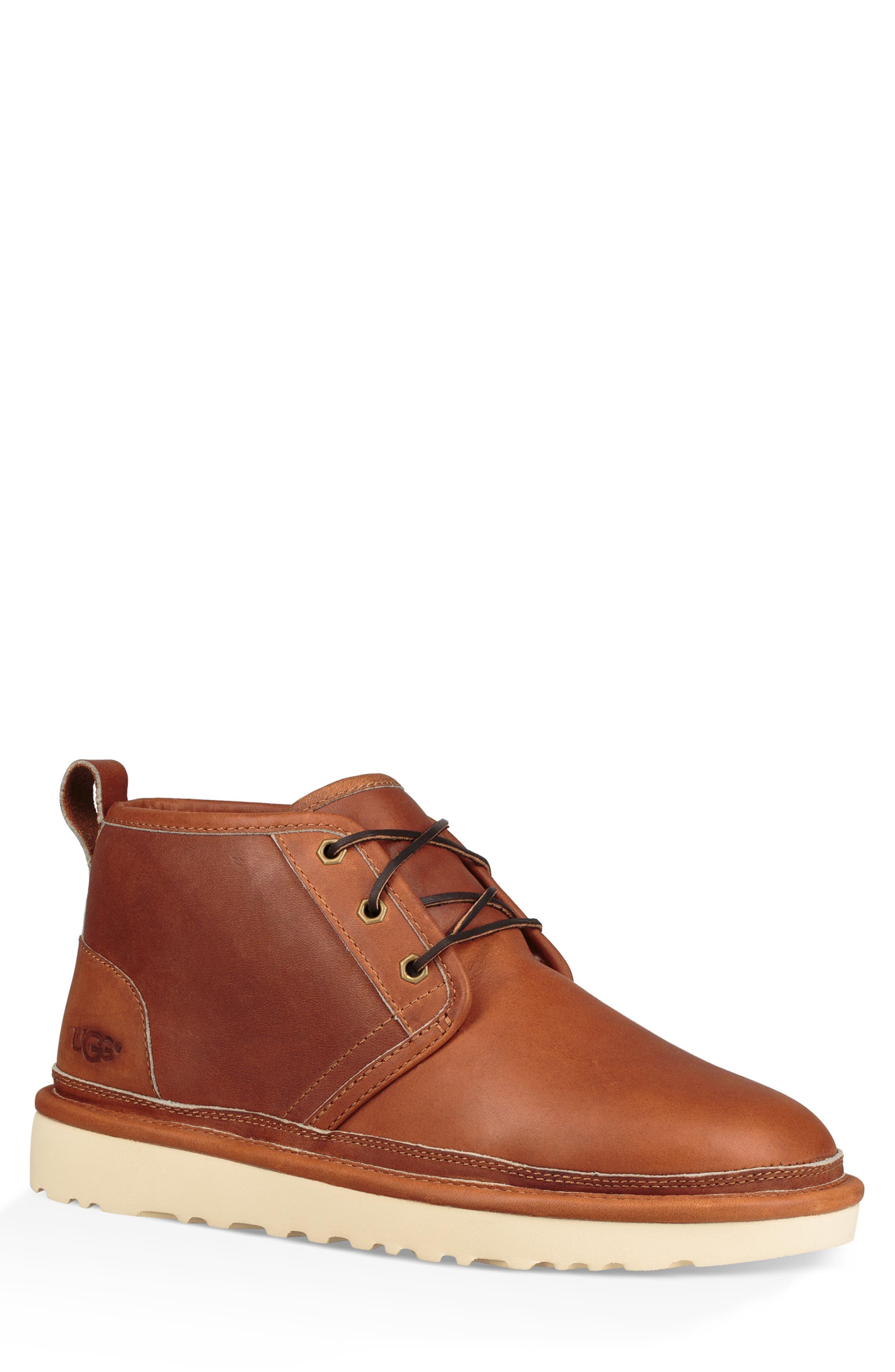 Neumel Pinnacle Chukka Boot,                         Main,                         color, TAN