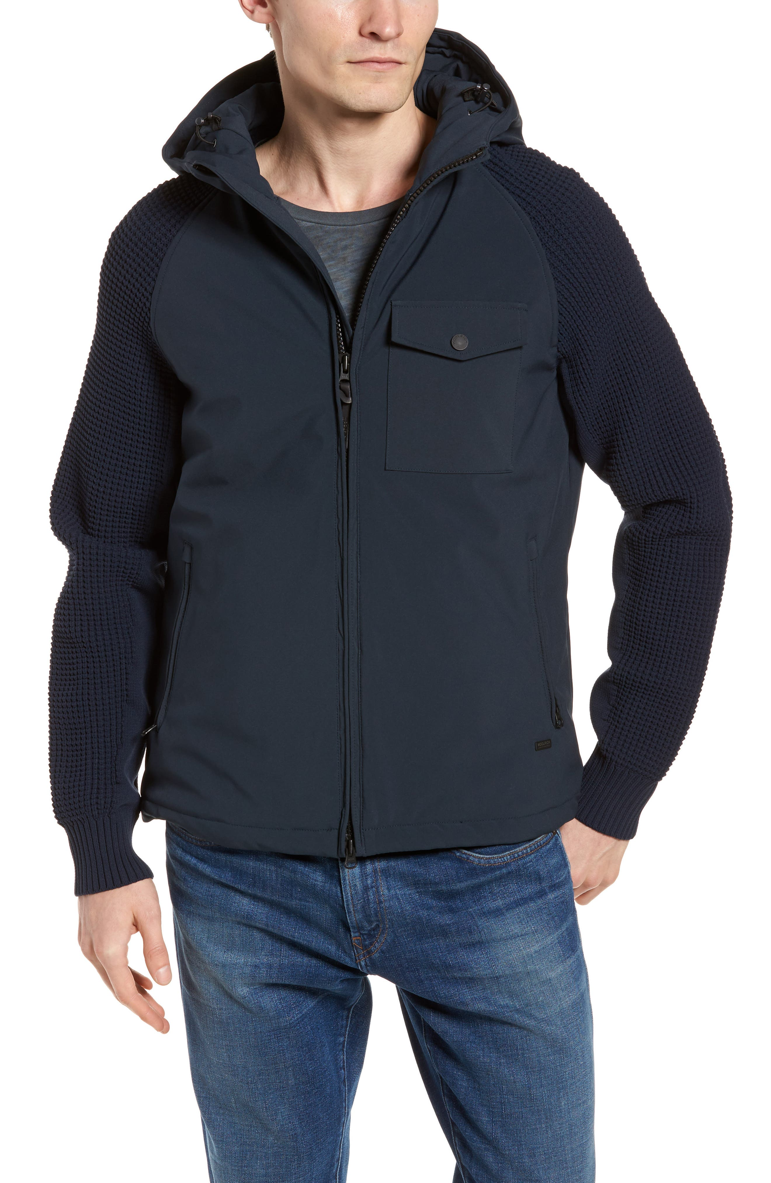 & Bros. Plum Run Jacket,                         Main,                         color, 400