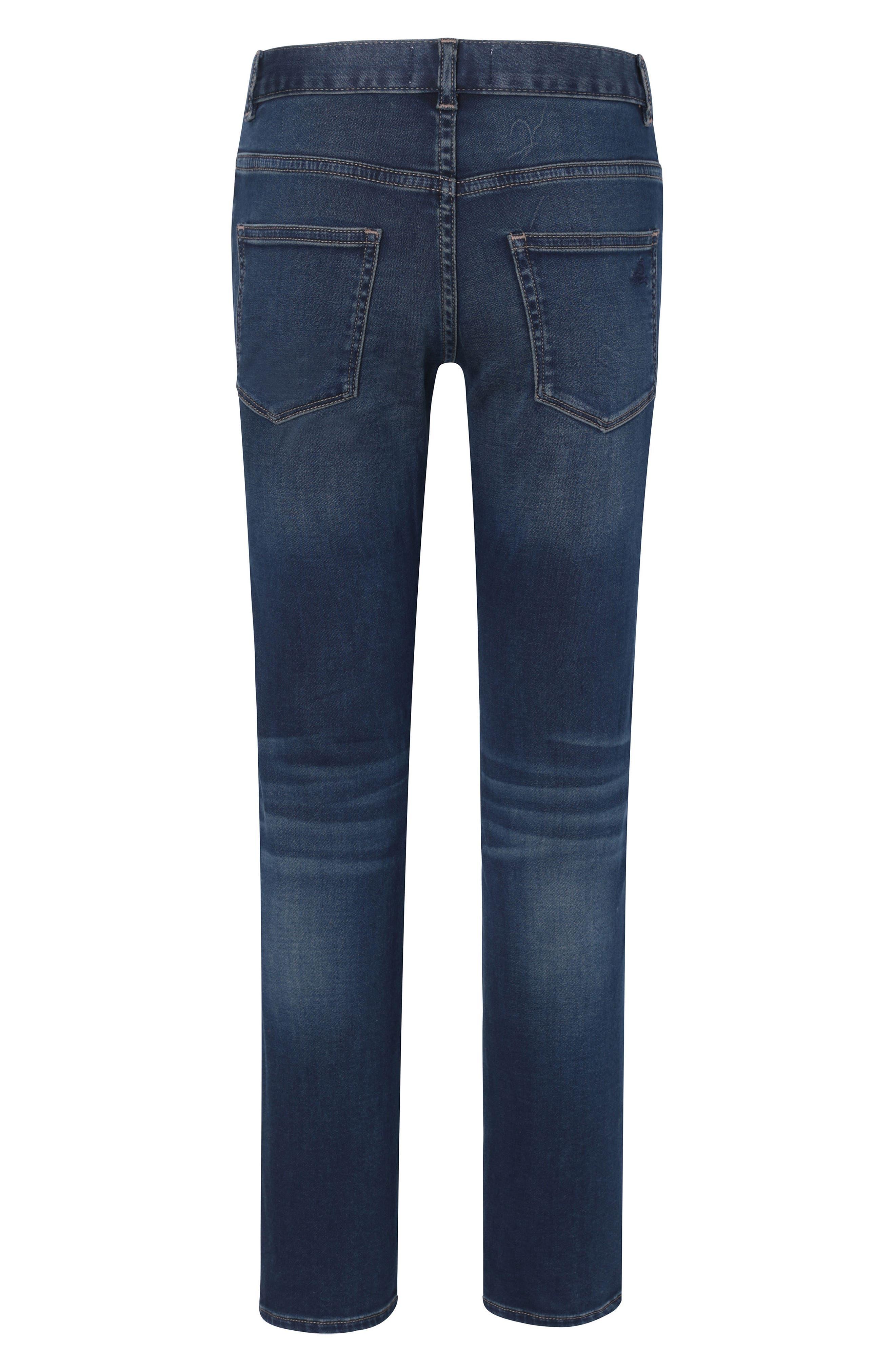 Brady Slim Straight Leg Jeans,                             Alternate thumbnail 2, color,                             VIBES