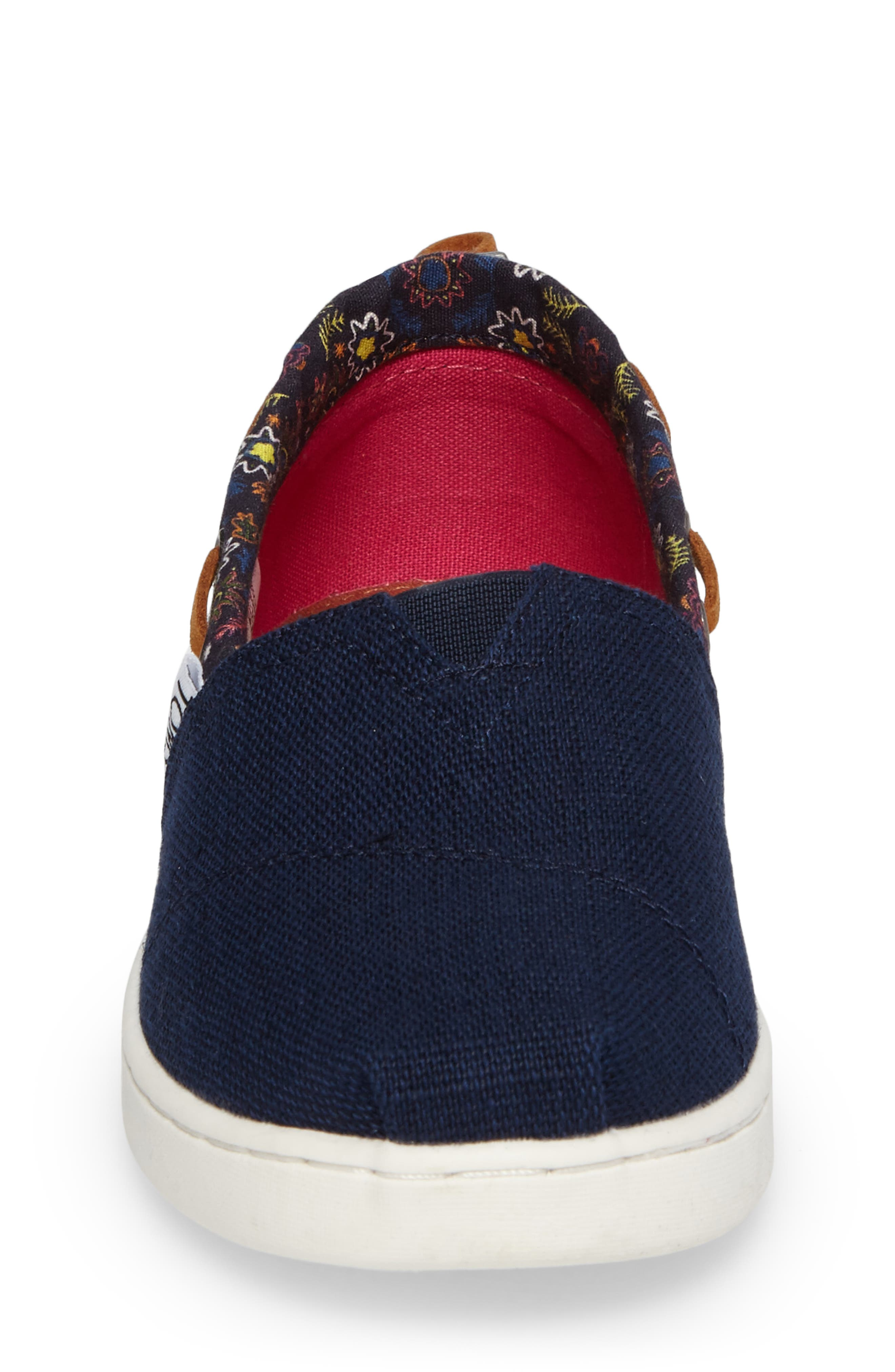 Bimini Slip-On,                             Alternate thumbnail 4, color,                             465