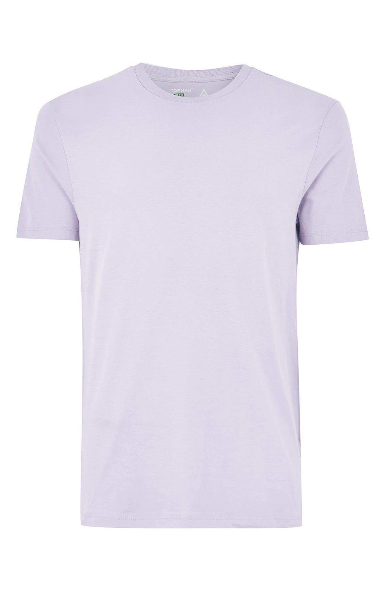Slim Fit Crewneck T-Shirt,                             Alternate thumbnail 302, color,