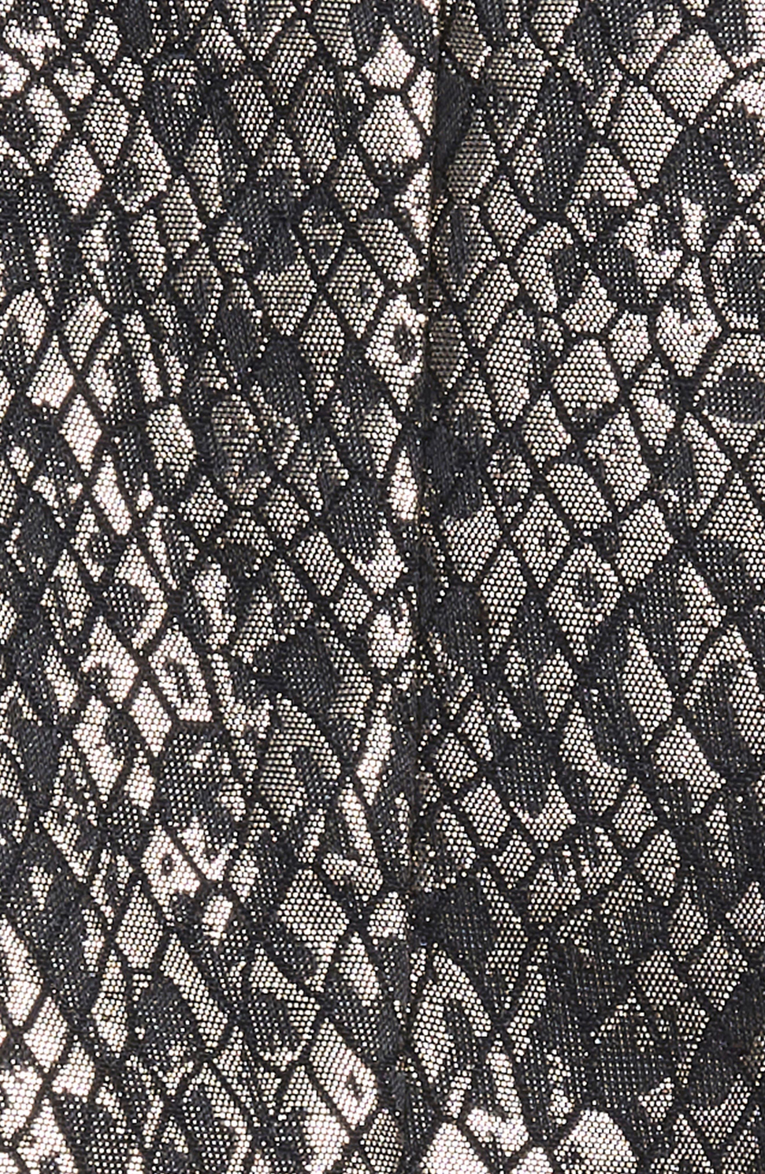 Morrison Tuxedo Blazer,                             Alternate thumbnail 4, color,                             001