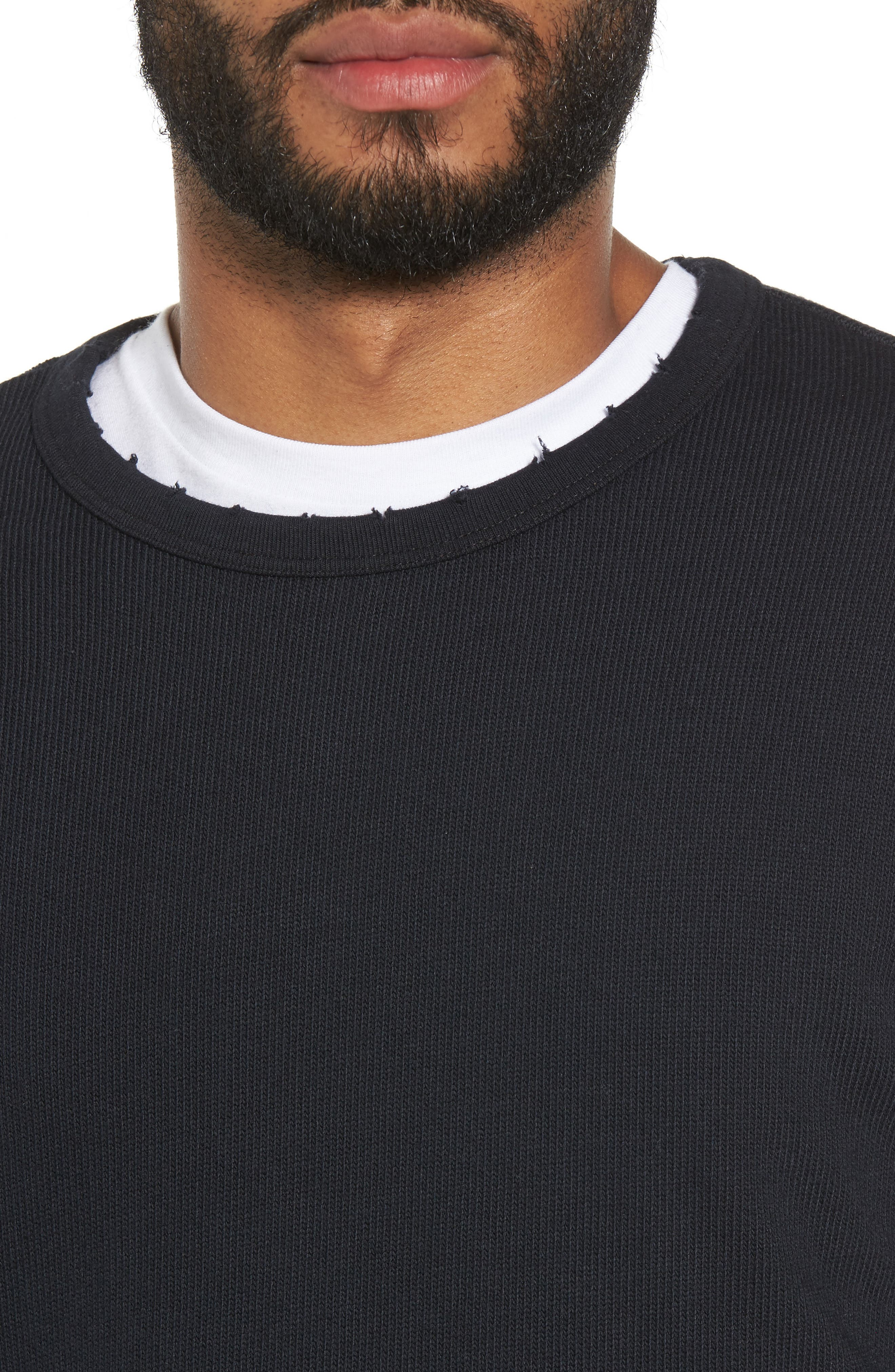 Crewneck Pullover,                             Alternate thumbnail 7, color,