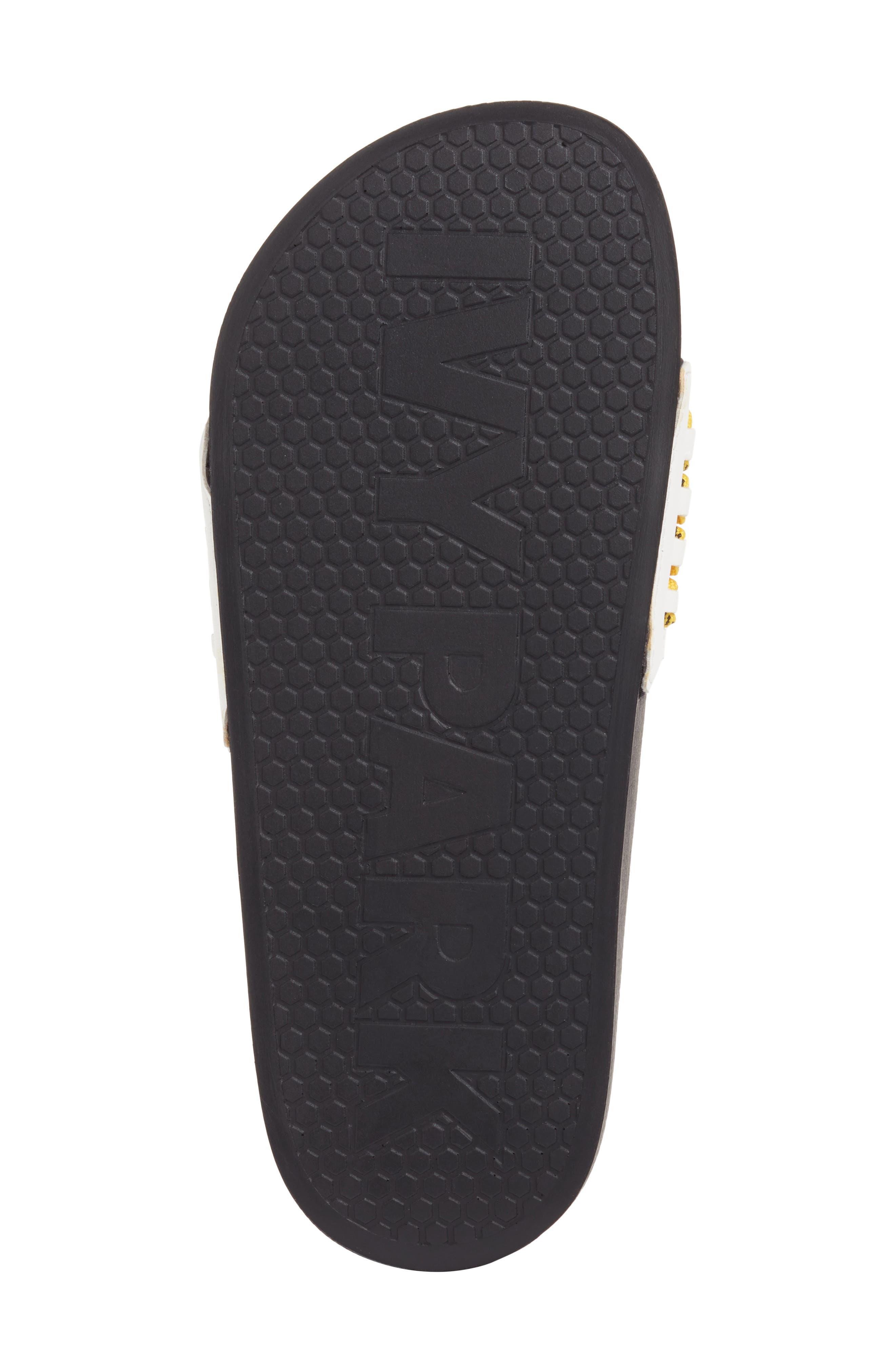 Lace-Up Slide Sandal,                             Alternate thumbnail 6, color,