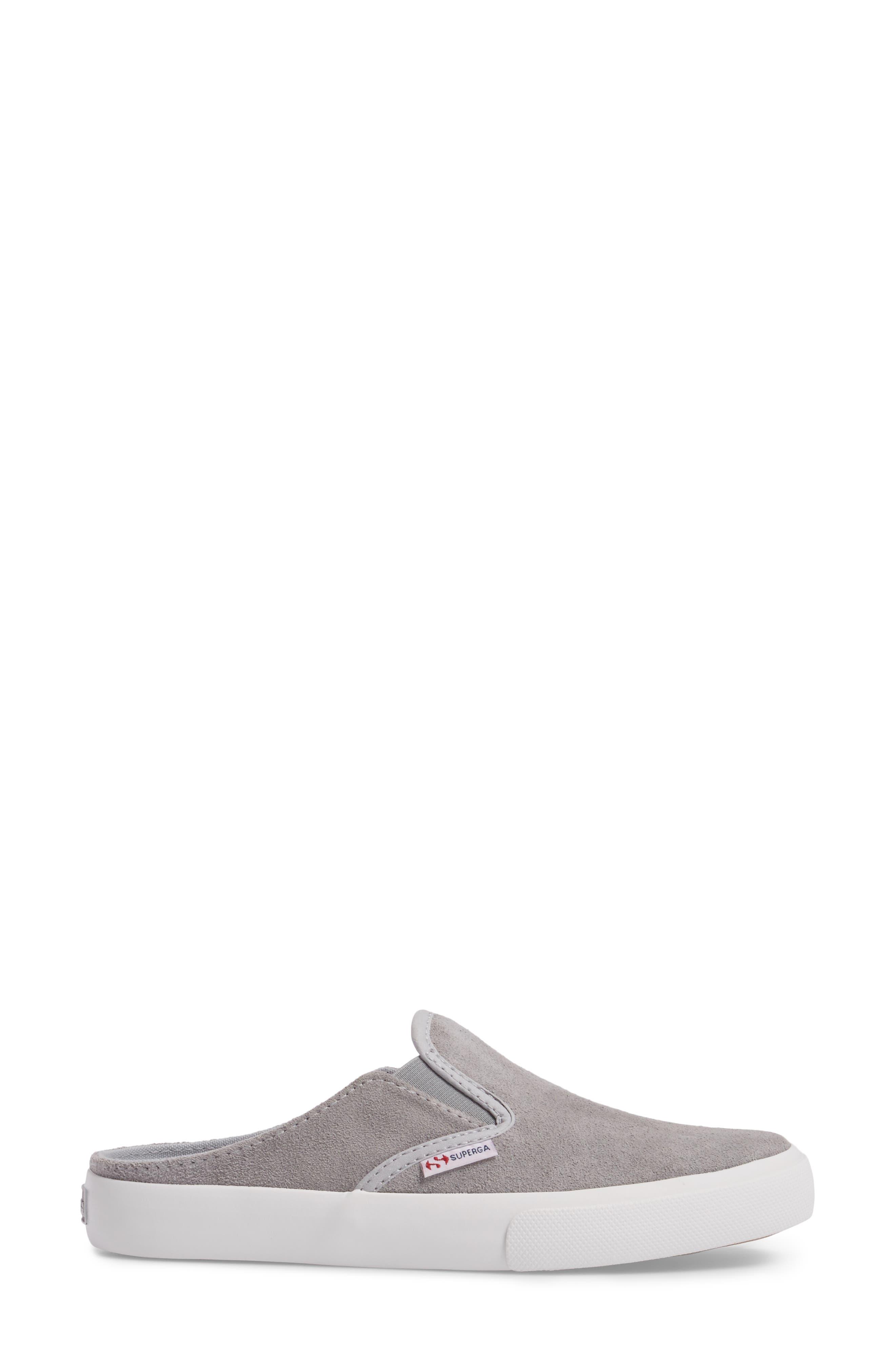 Slip-On Mule Sneaker,                             Alternate thumbnail 3, color,                             020