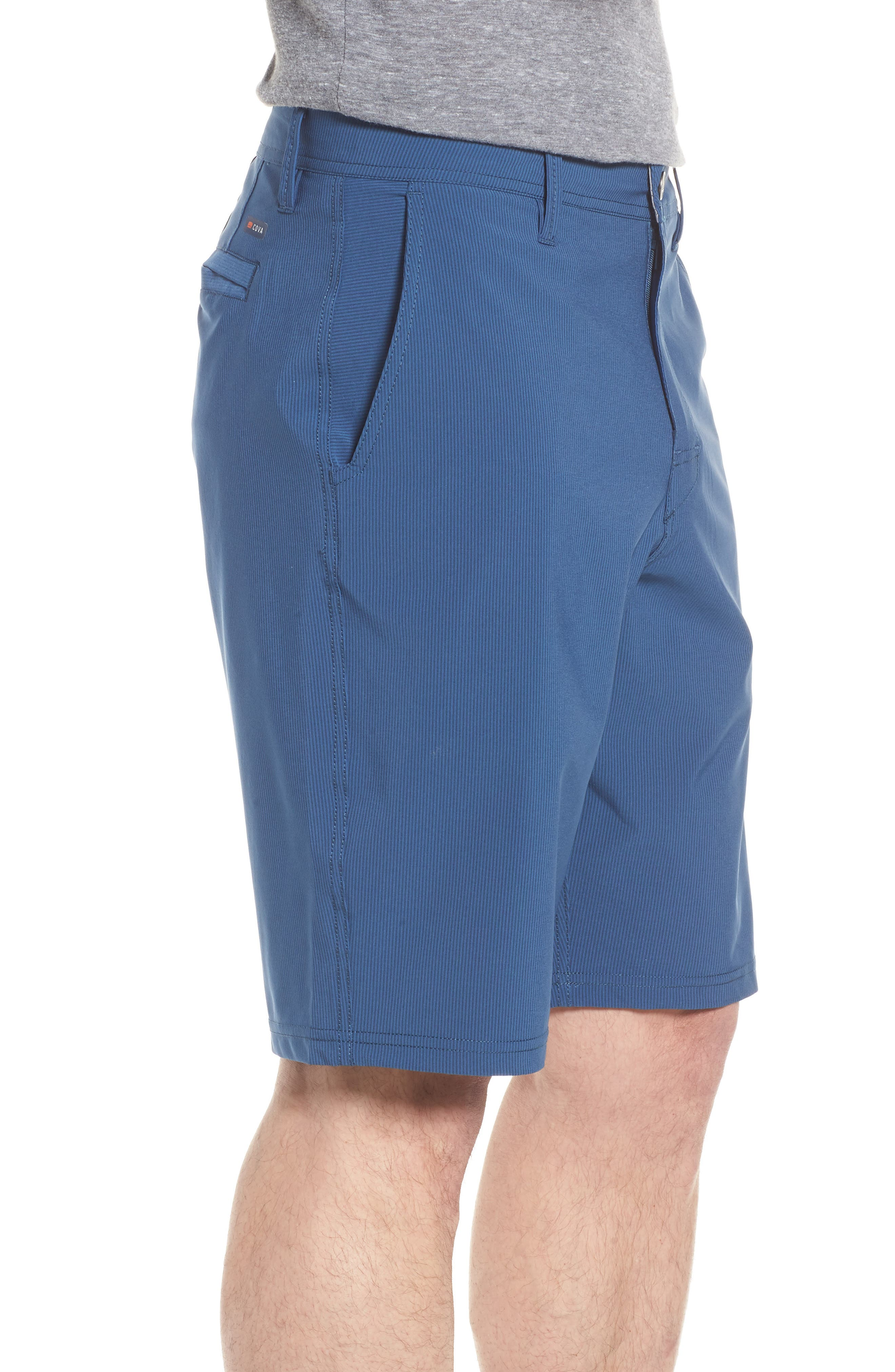 Spotted Hybrid Shorts,                             Alternate thumbnail 3, color,                             412