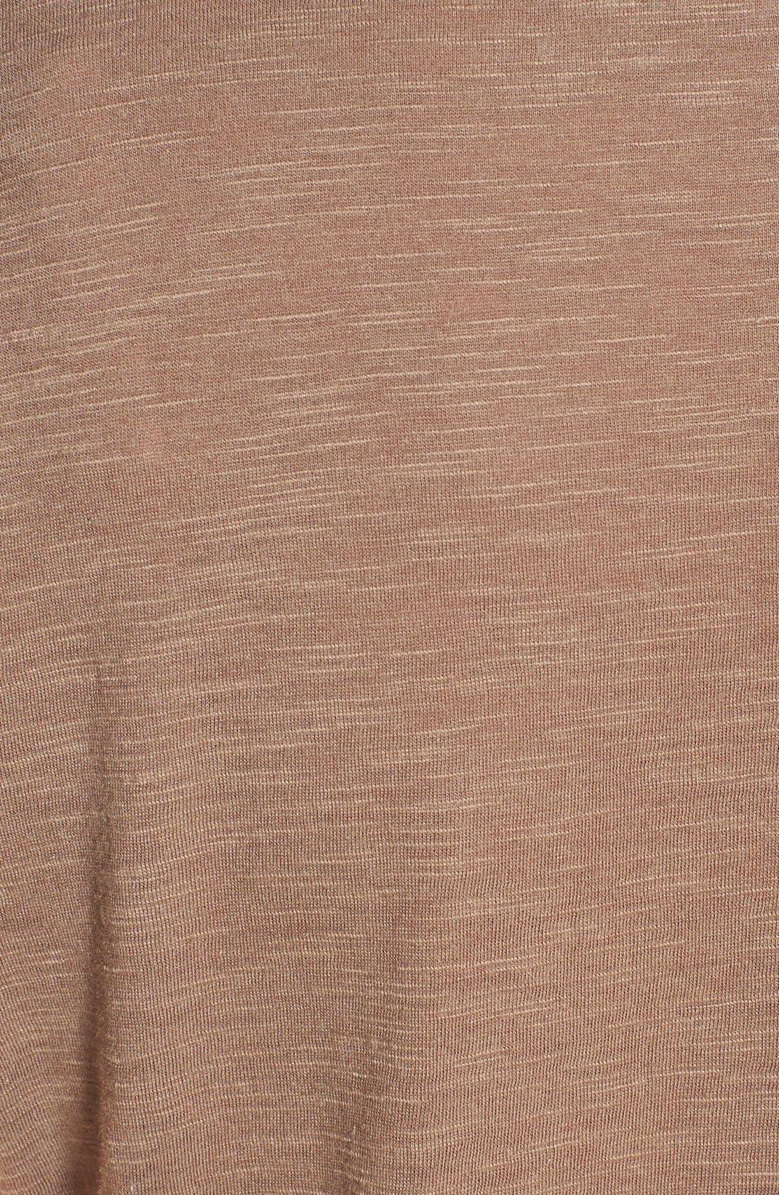 Short Sleeve Cotton & Modal Tee,                             Alternate thumbnail 32, color,