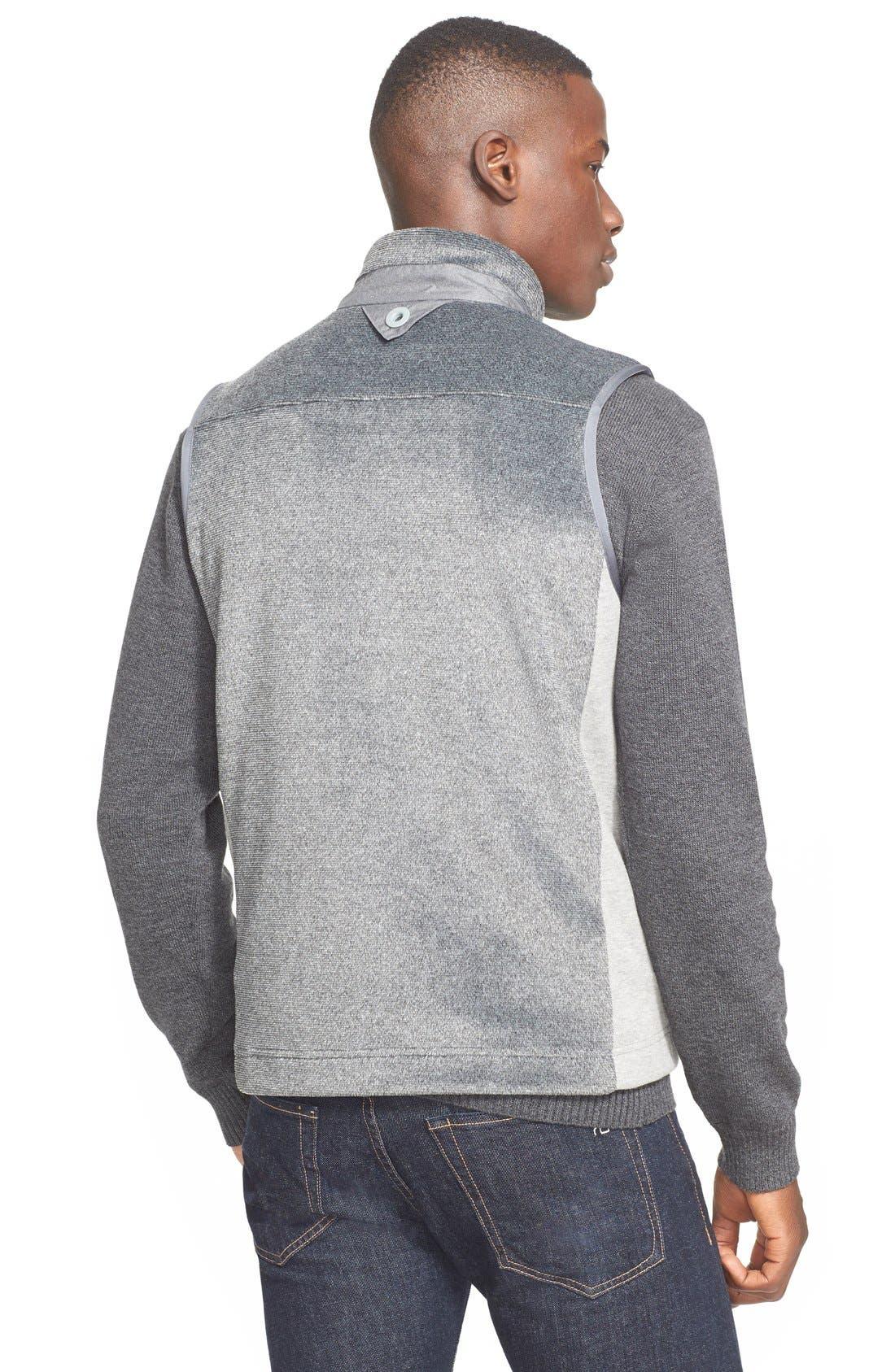 Fleece Vest,                             Alternate thumbnail 3, color,                             030