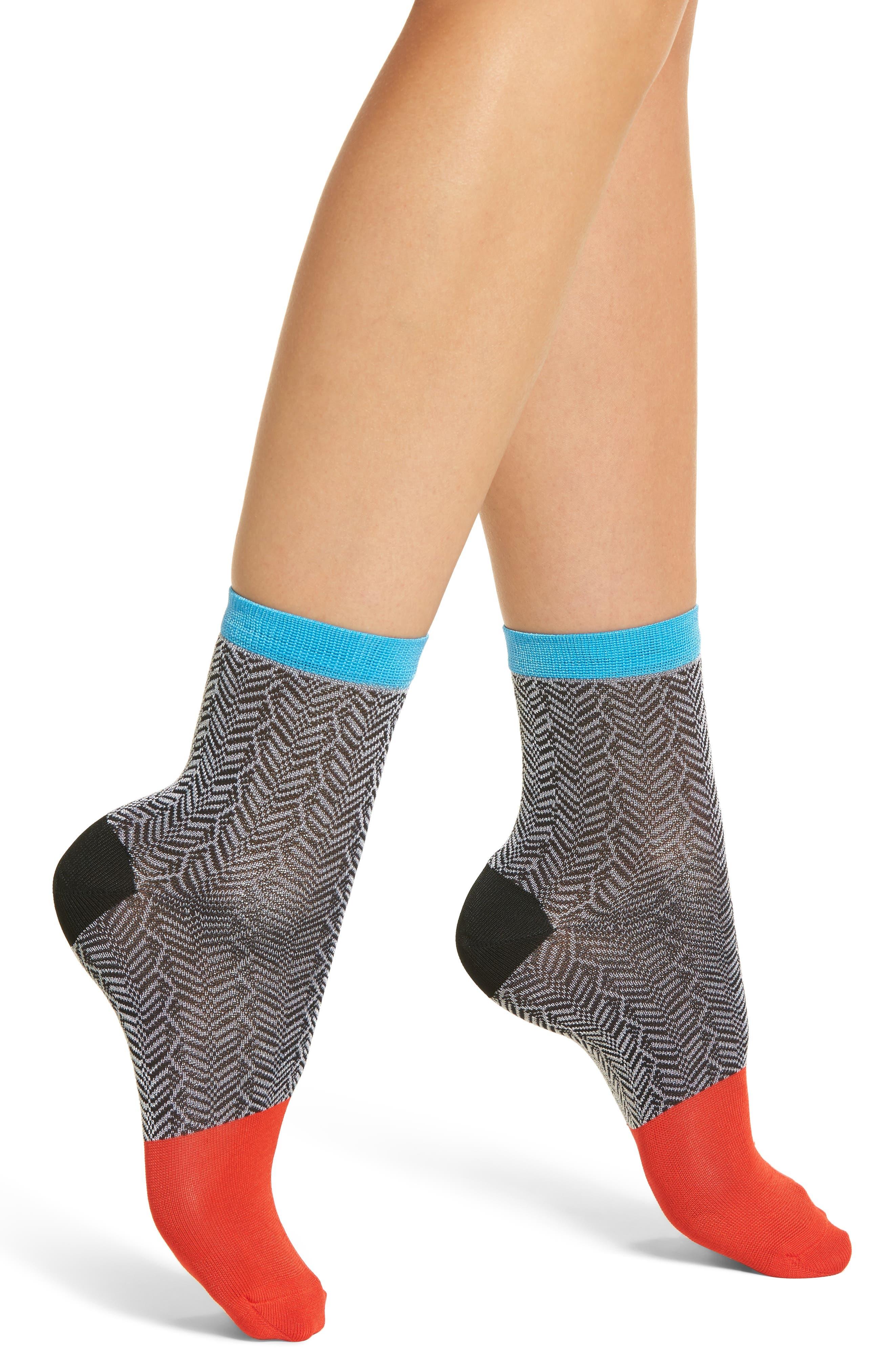 Jill Ankle Socks,                         Main,                         color, 013