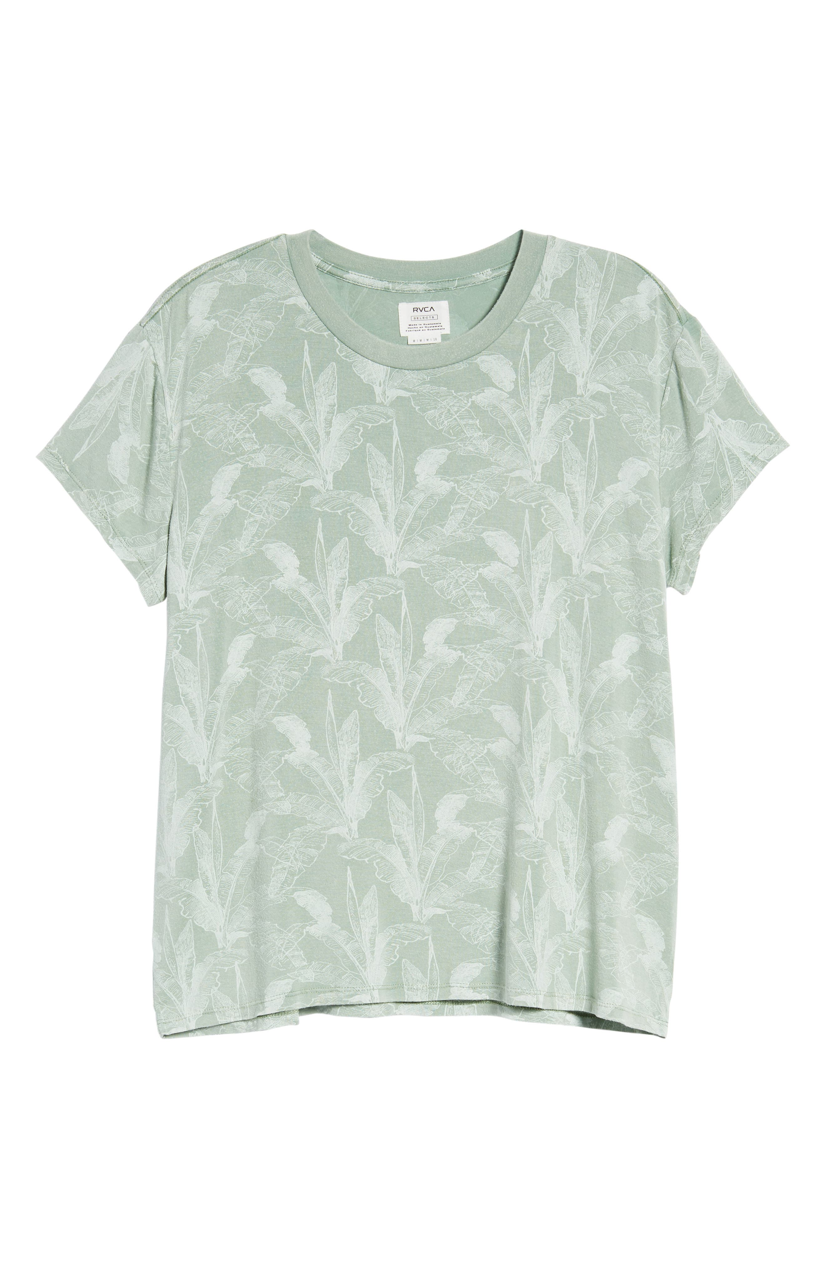 Suspension Print Stretch Modal Tee,                             Alternate thumbnail 7, color,                             382