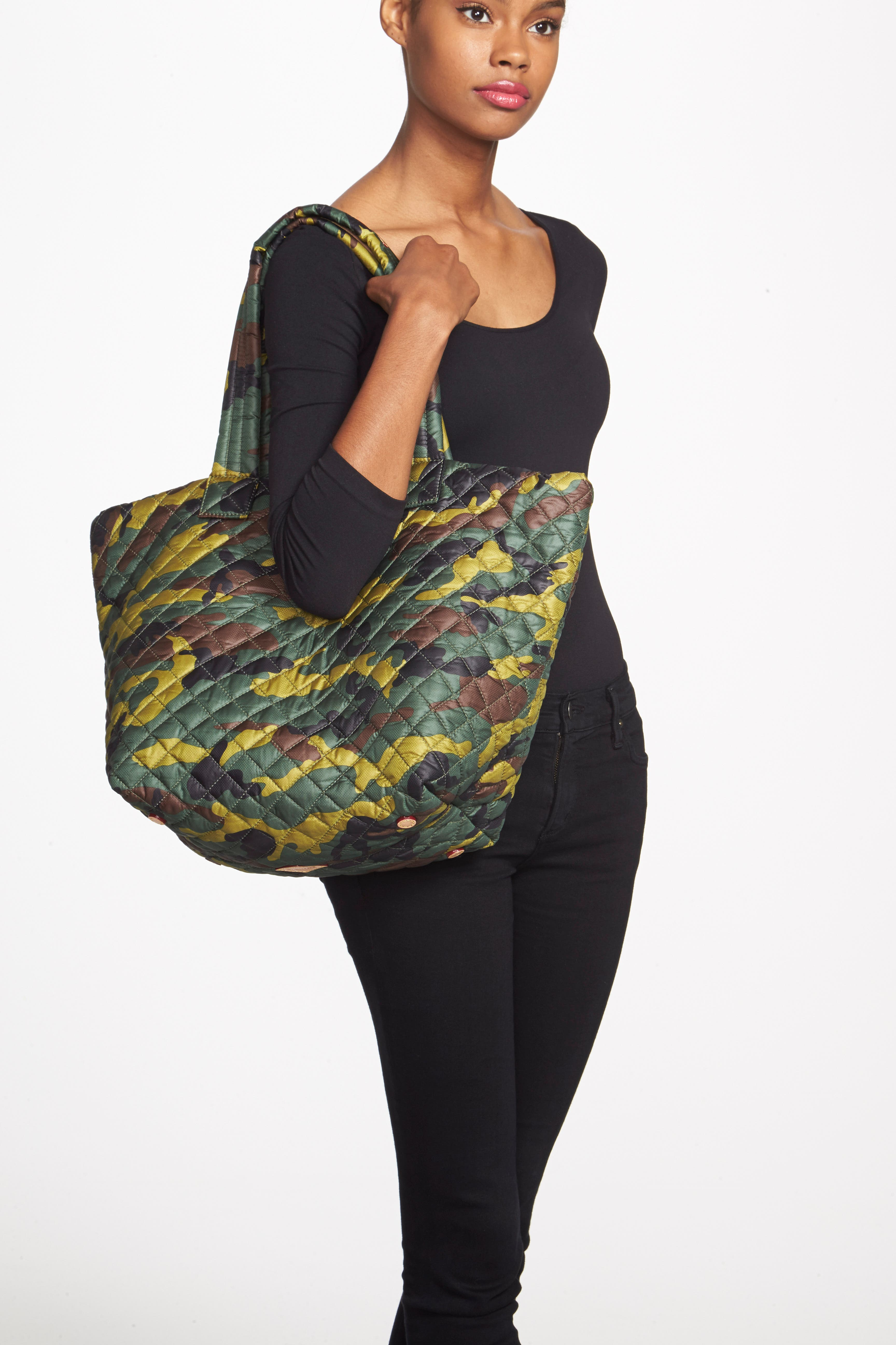 Medium Metro Tote,                             Alternate thumbnail 6, color,                             300
