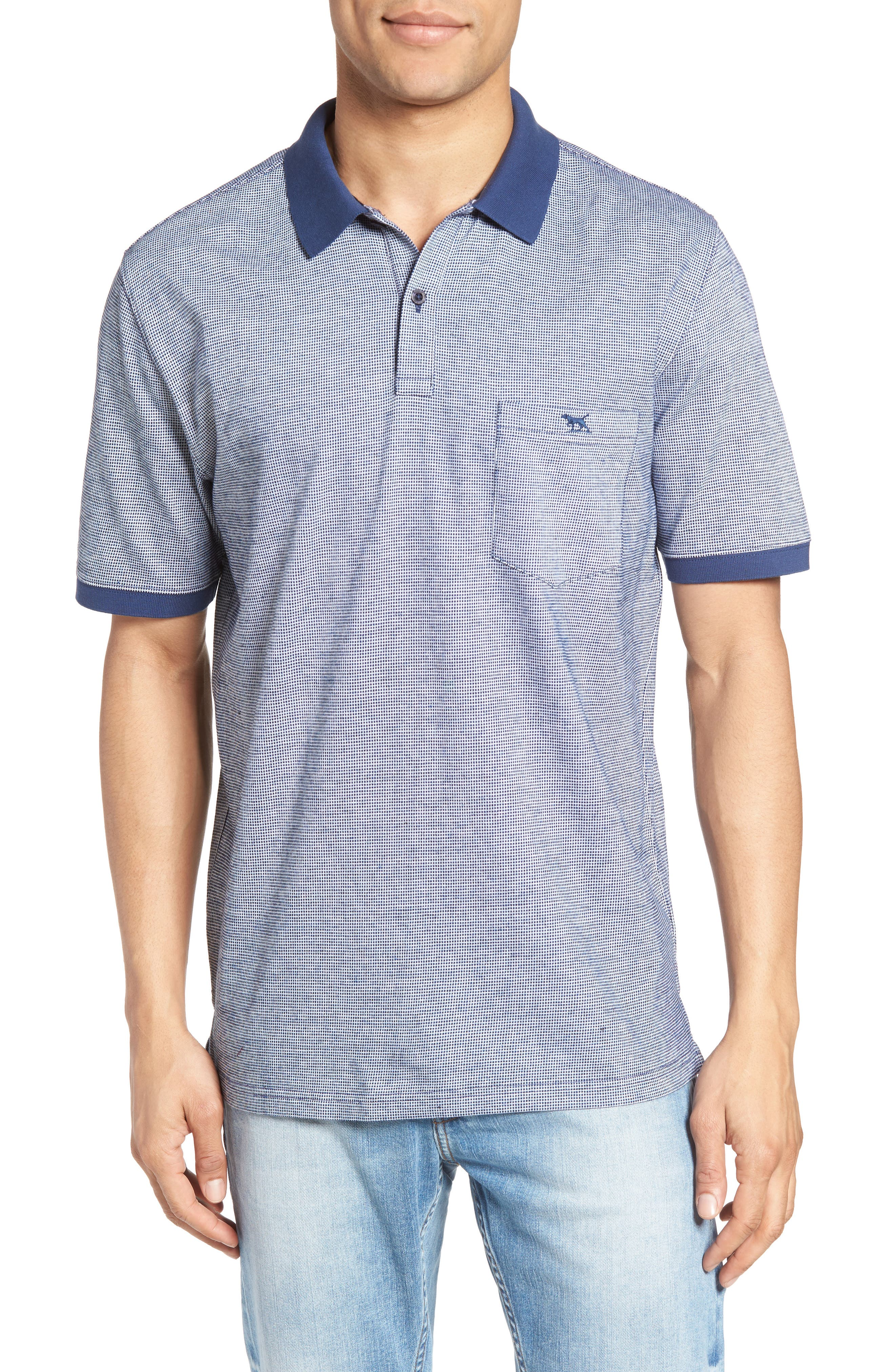 Raes Junction Polo,                         Main,                         color, 420