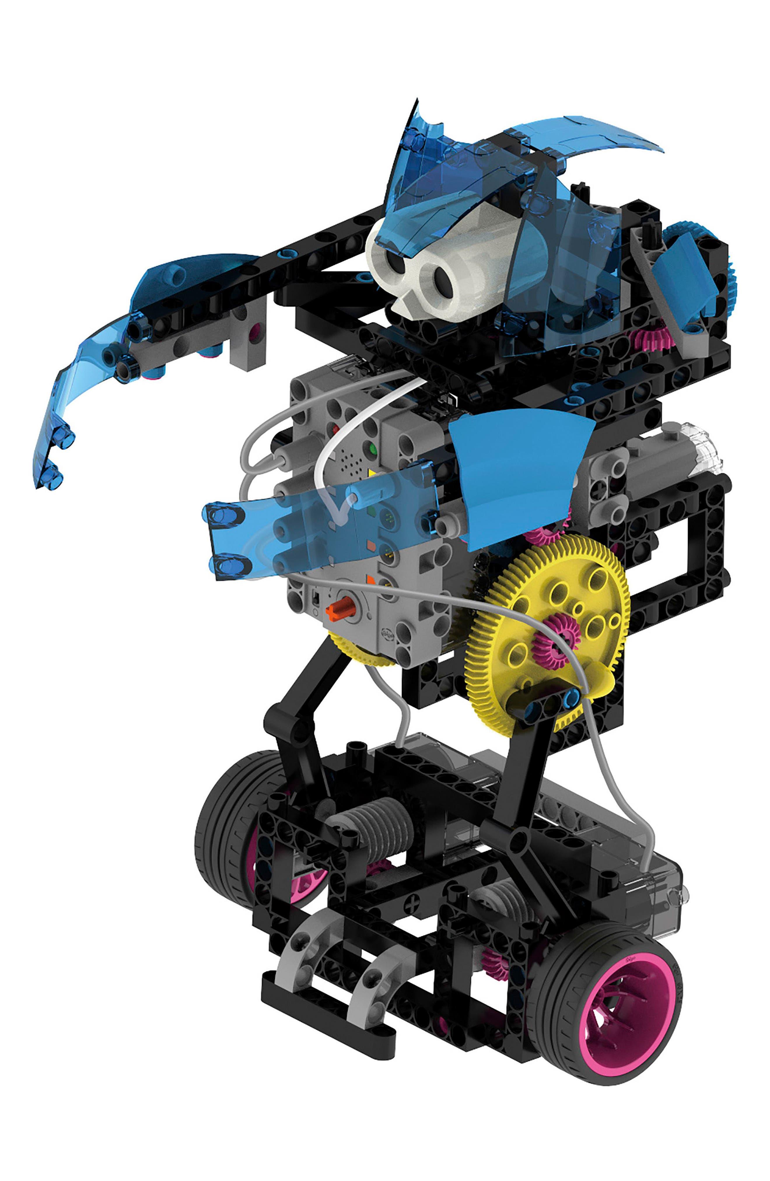 Robotics Building Kit,                         Main,                         color, NO COLOR