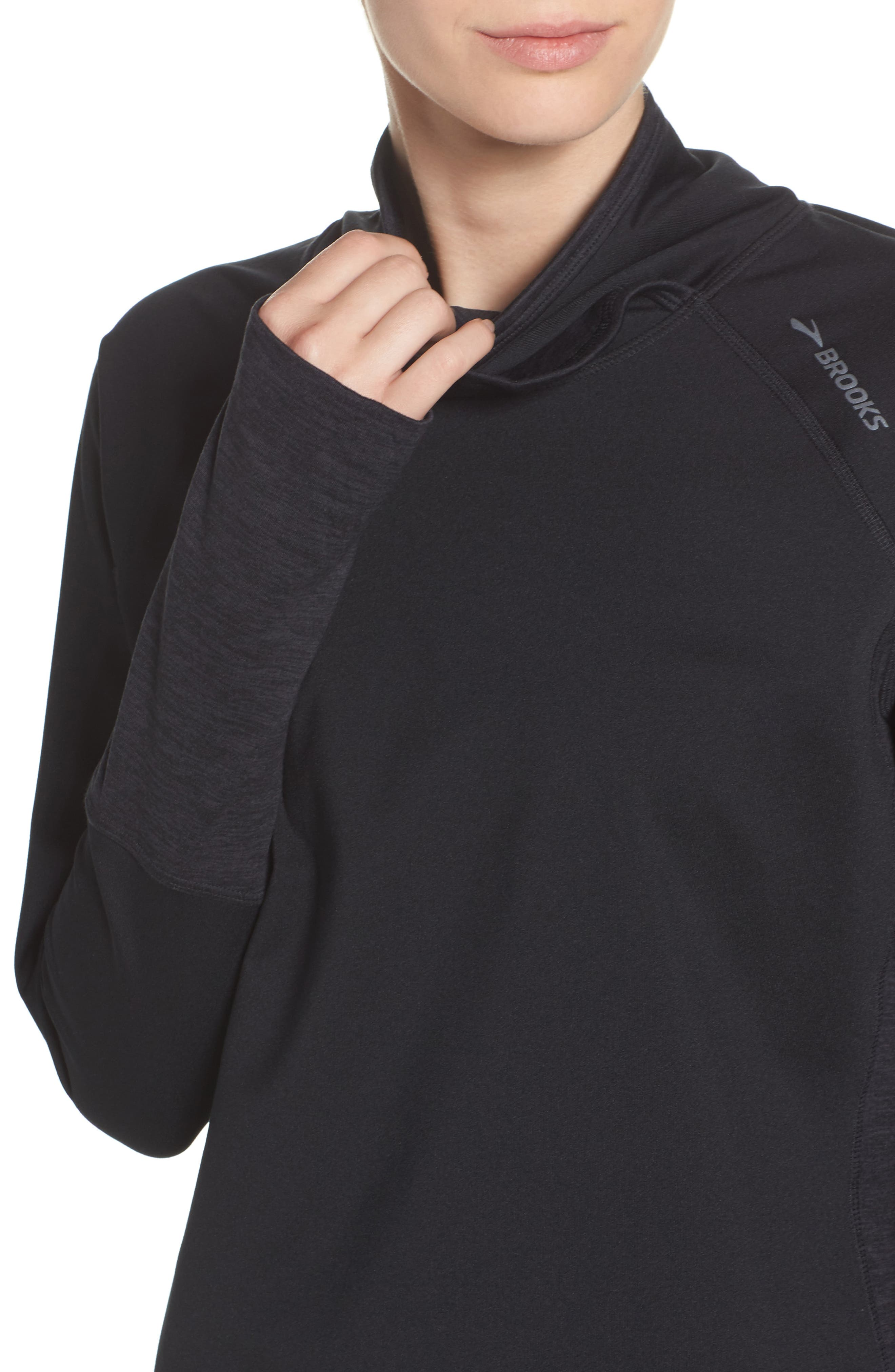 Performance Pullover,                             Alternate thumbnail 4, color,                             001