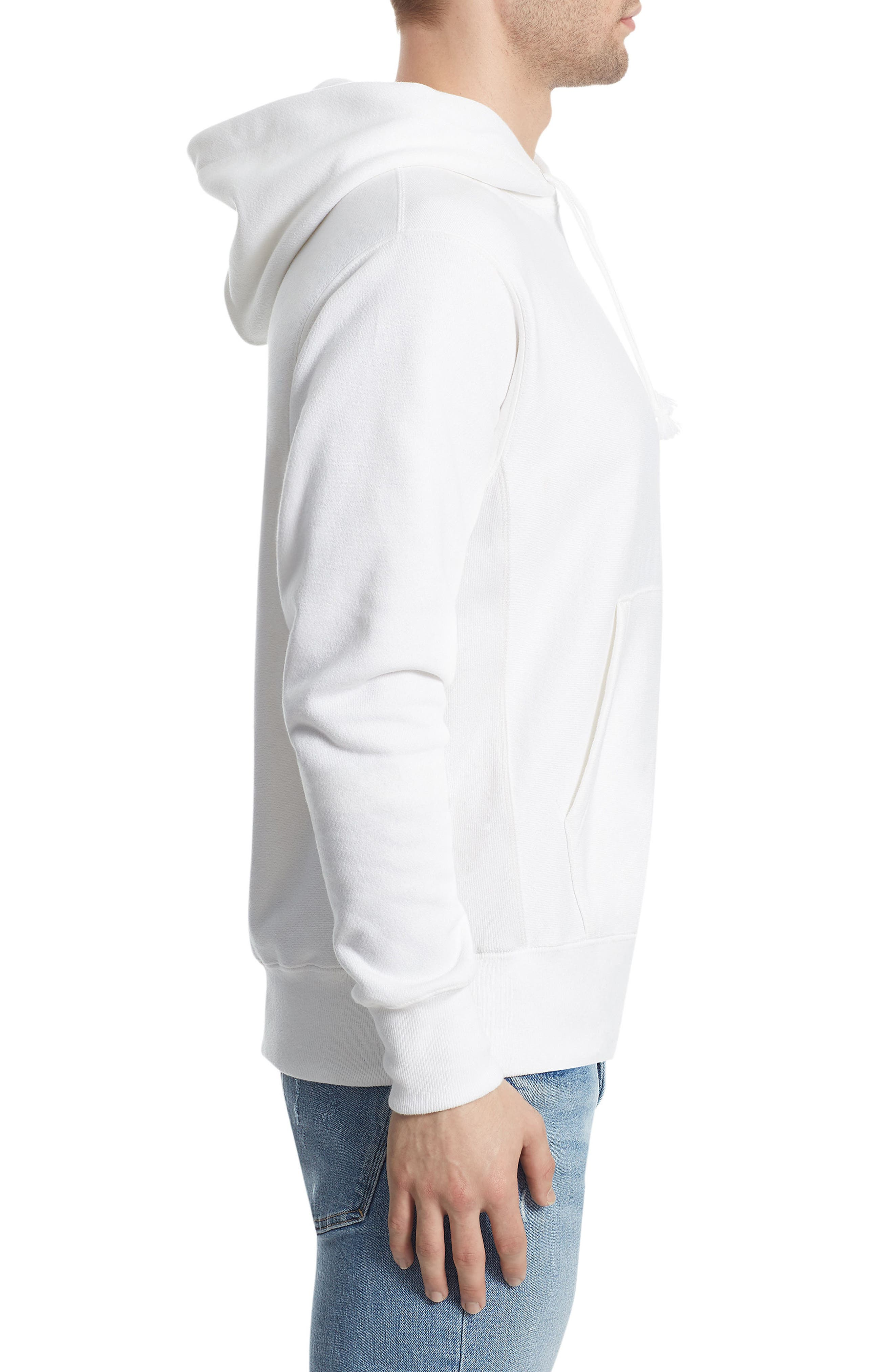Reverse Weave<sup>®</sup> Pullover Hoodie,                             Alternate thumbnail 23, color,