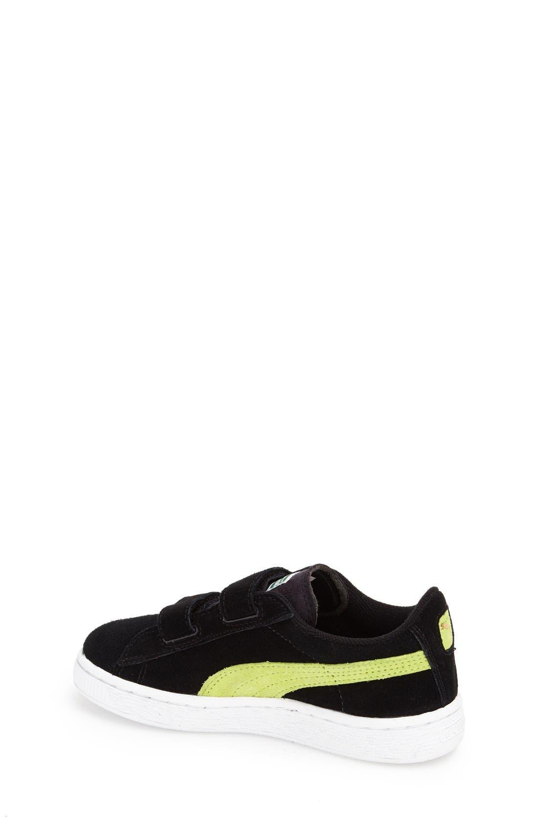 Suede Sneaker,                             Alternate thumbnail 13, color,