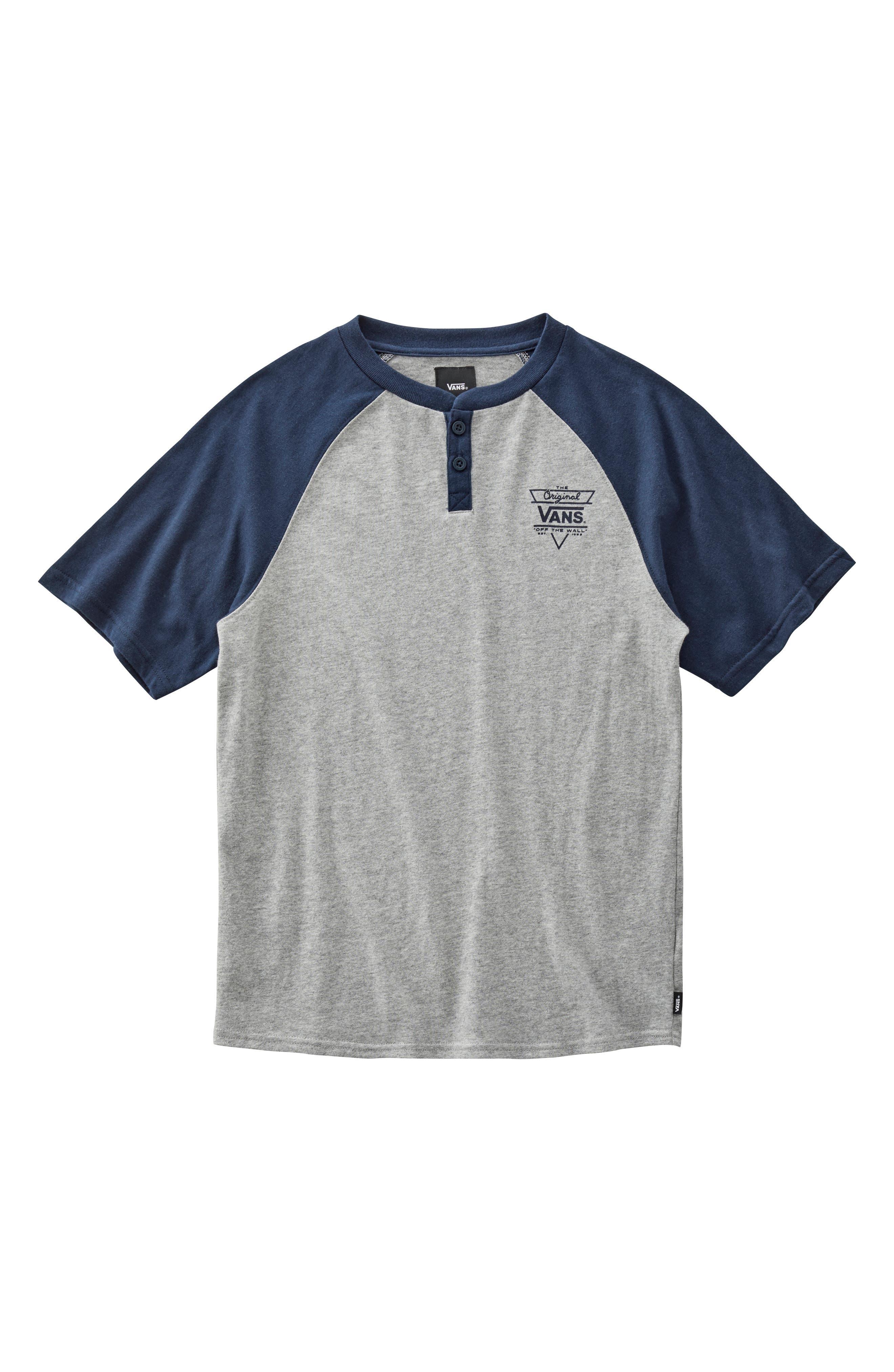 Hitson III Raglan Shirt,                             Main thumbnail 1, color,                             021