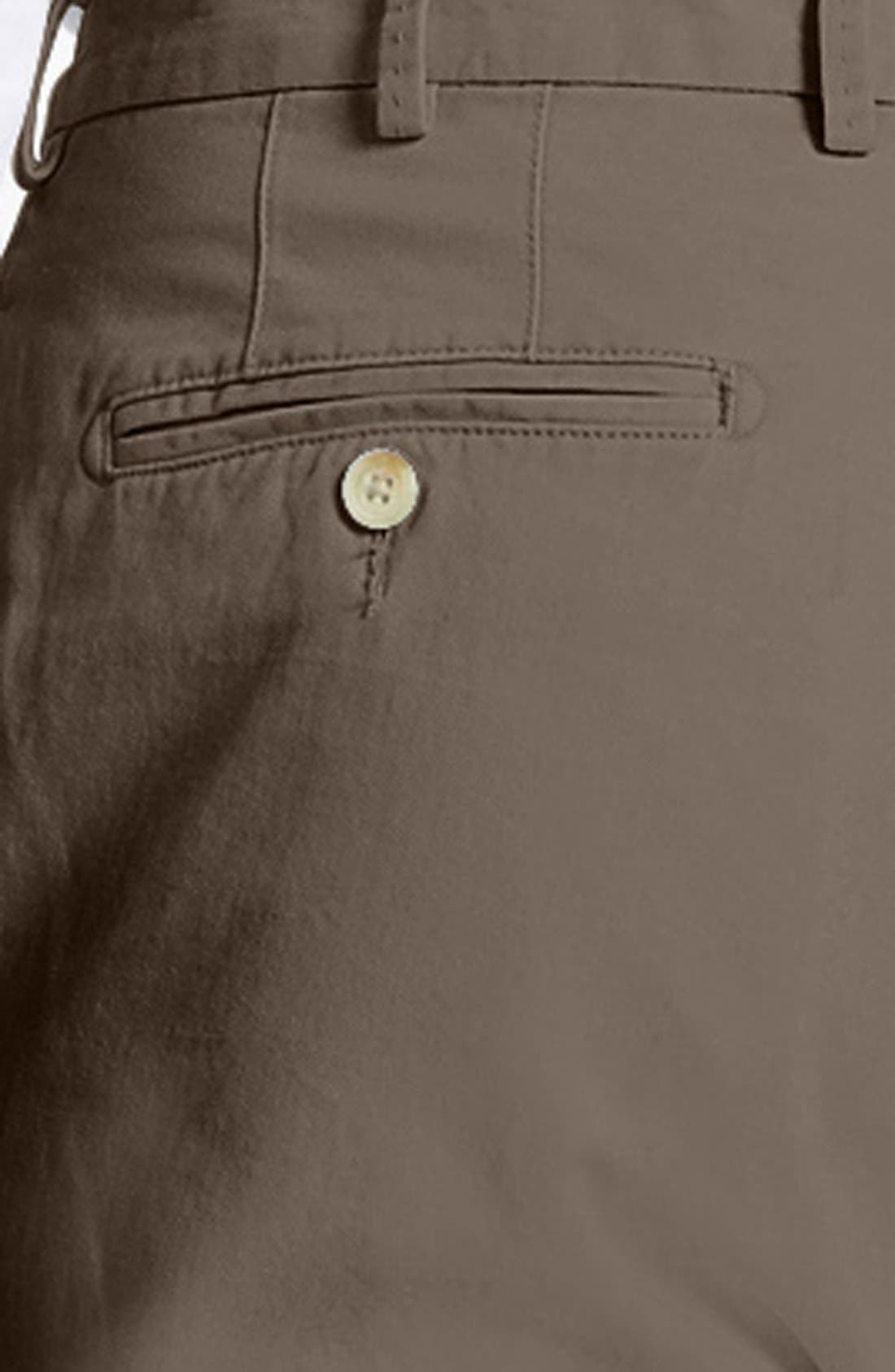 Garment Washed Twill Pants,                             Alternate thumbnail 42, color,