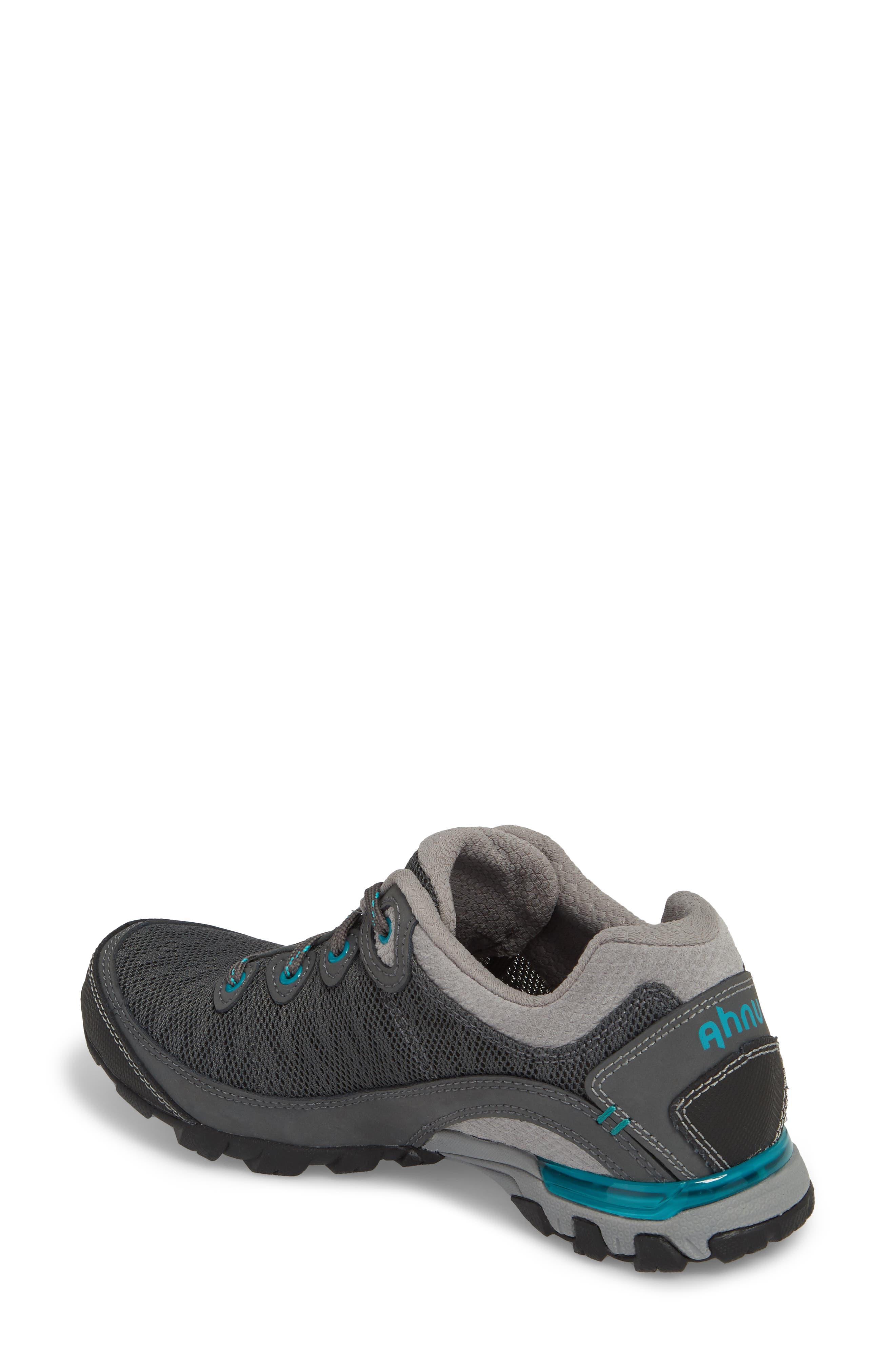 Ahnu by Teva Sugarpine II Air Mesh Hiking Waterproof Sneaker,                             Alternate thumbnail 2, color,                             025