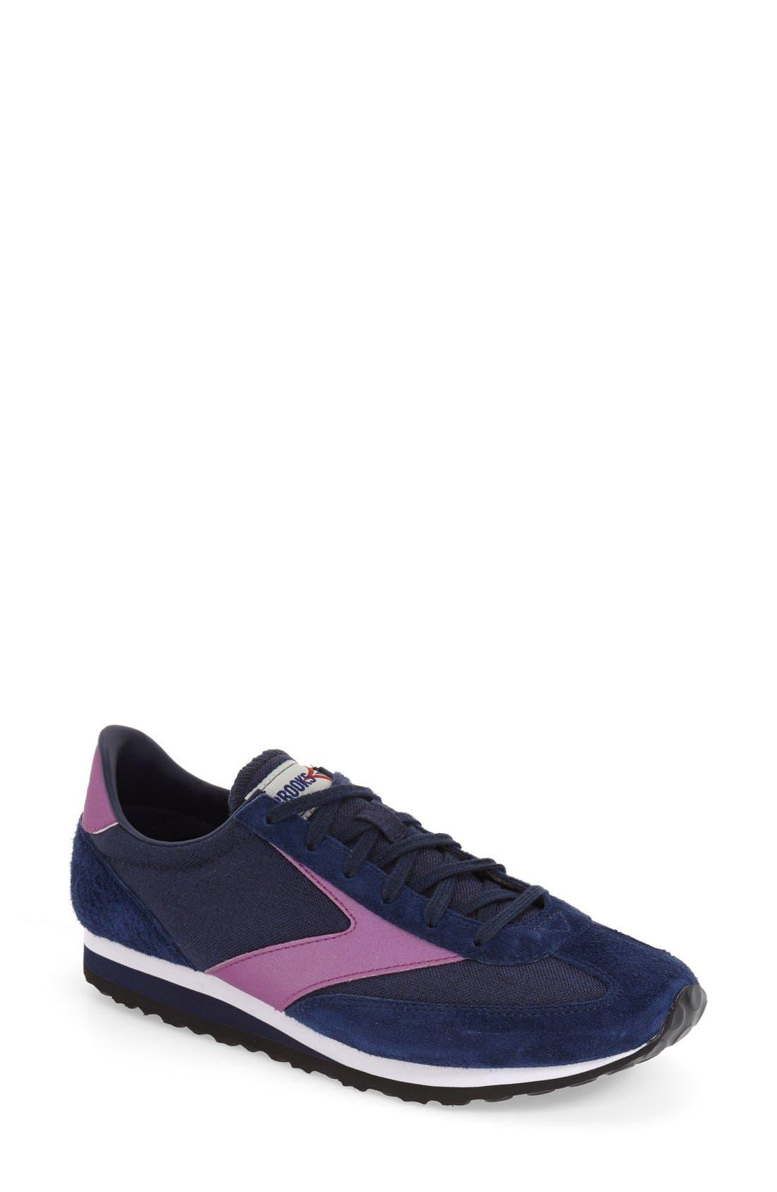 'Vanguard' Sneaker,                             Main thumbnail 35, color,