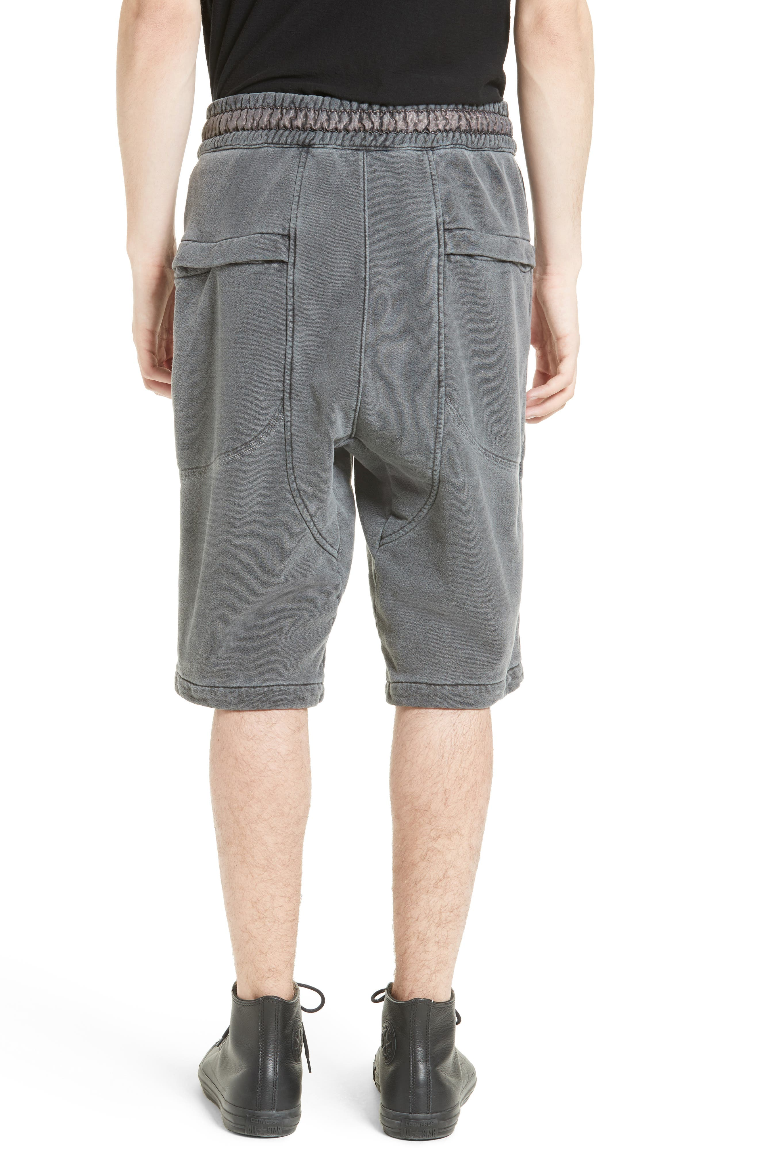 Quark Sweat Shorts,                             Alternate thumbnail 2, color,                             001