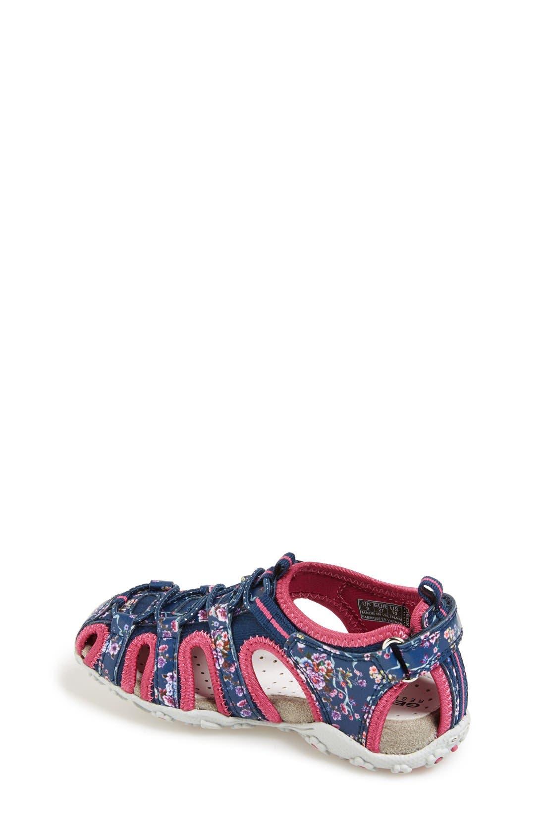 'Jr Roxanne 38' Sandal,                             Alternate thumbnail 21, color,