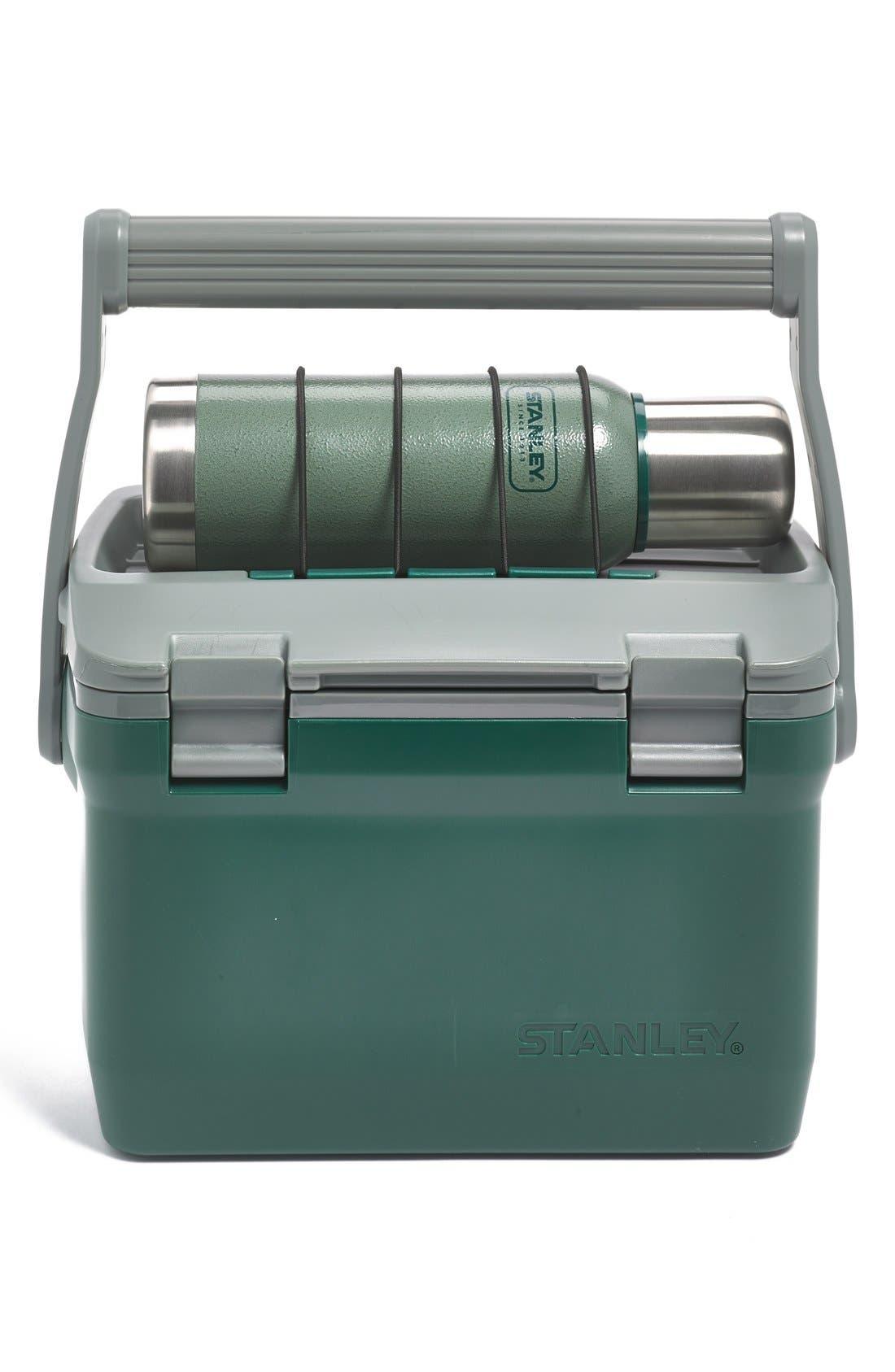 'Classic' Lunchbox Cooler & Vacuum Bottle,                         Main,                         color, 300