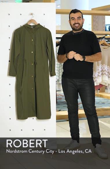 Water Resistant Hooded Rain Jacket, sales video thumbnail