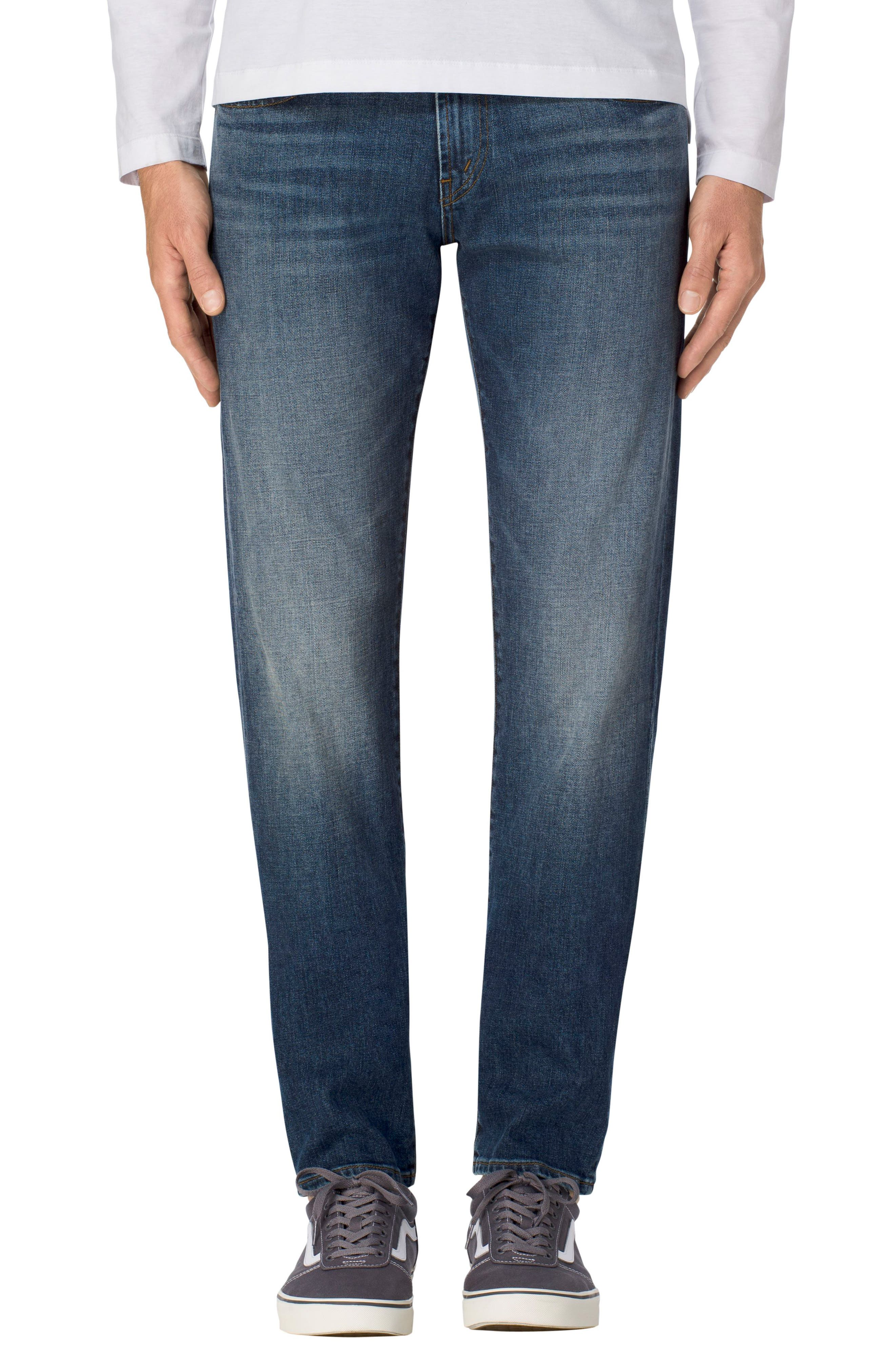 Kane Slim Straight Leg Jeans,                             Main thumbnail 1, color,                             422